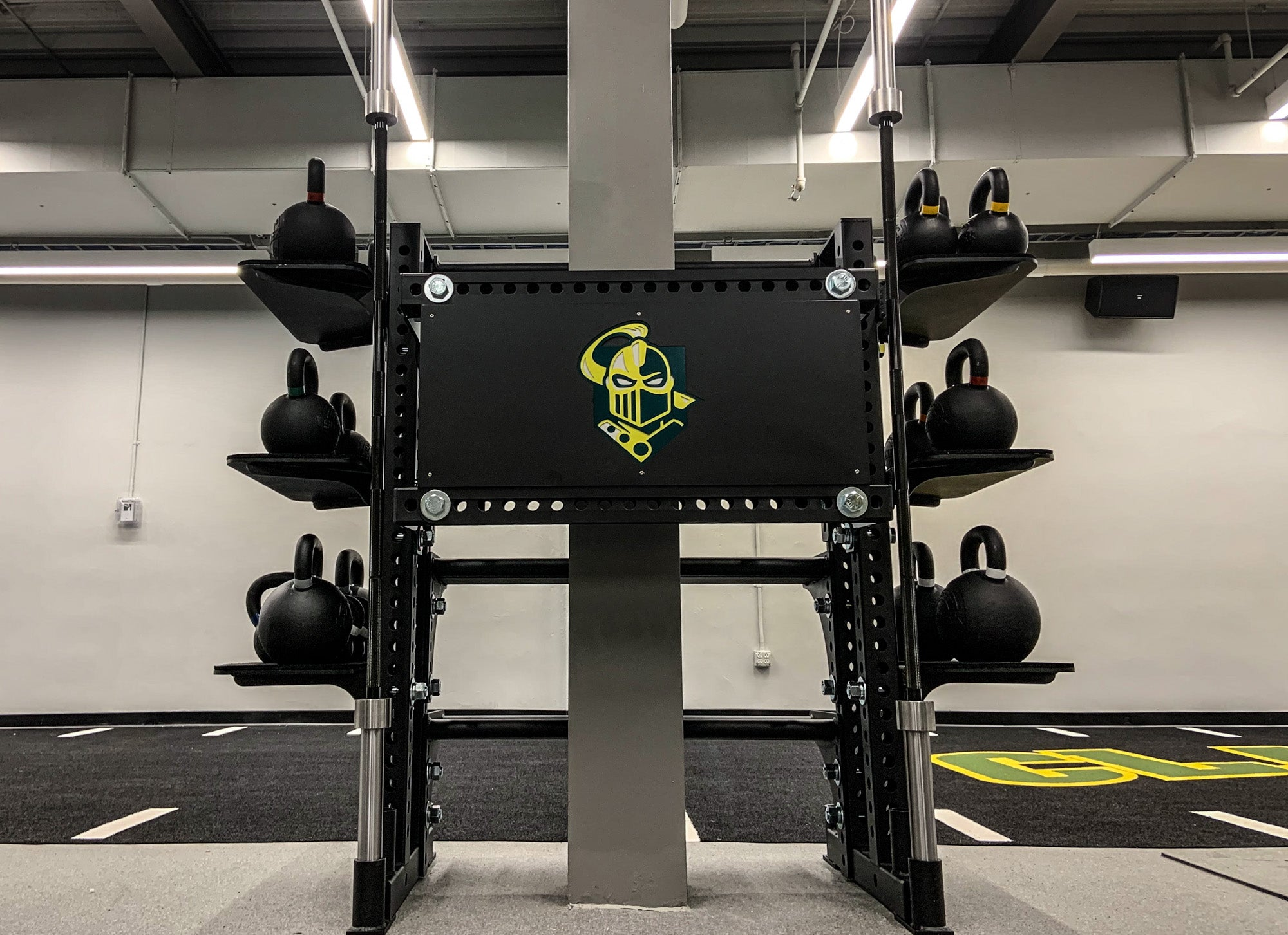 Clarkson University training facility