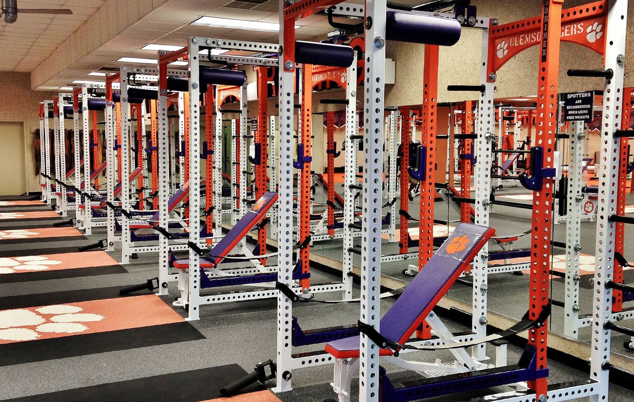 Clemson University Olympic Training Center