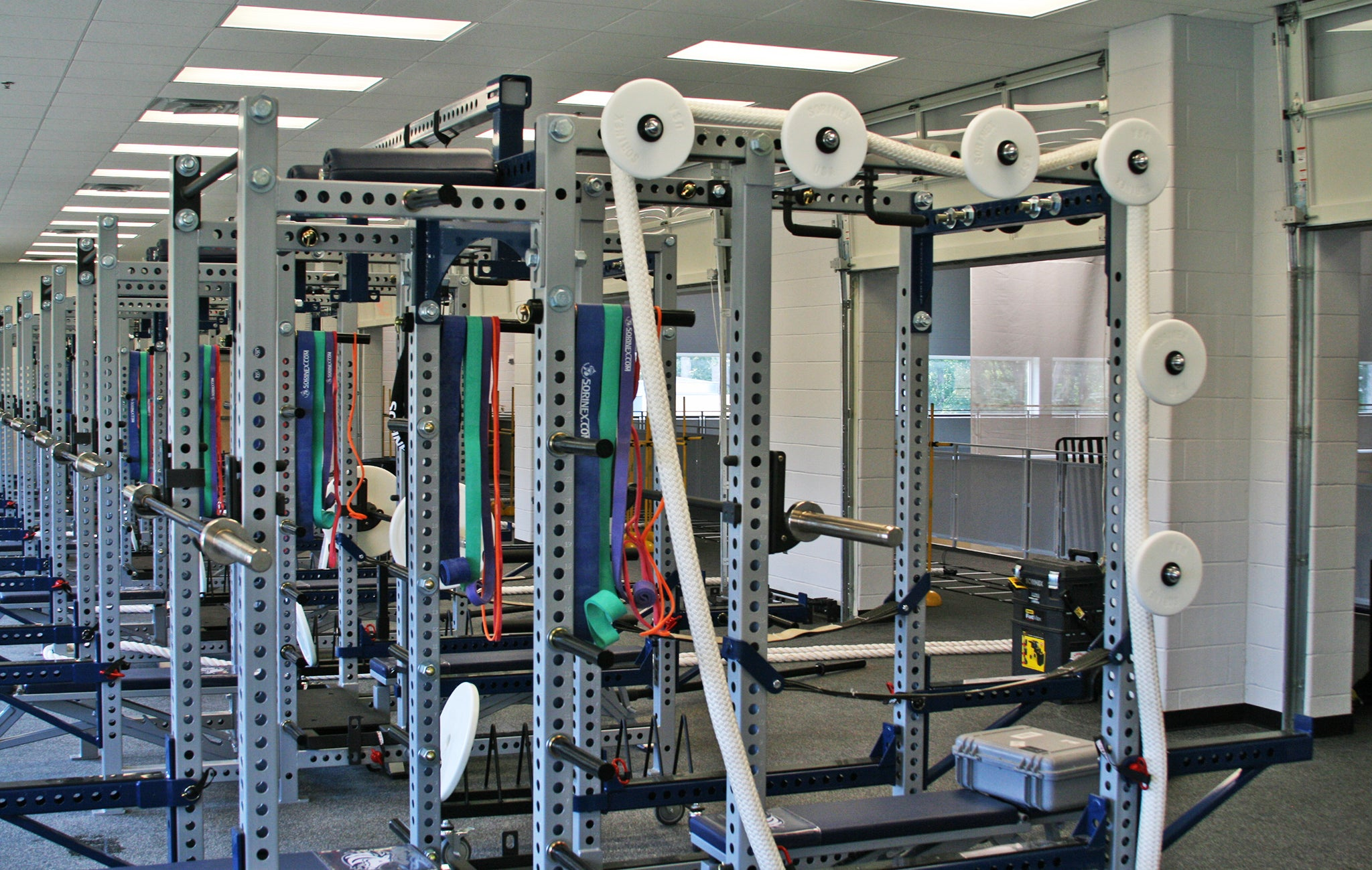 high school strength training
