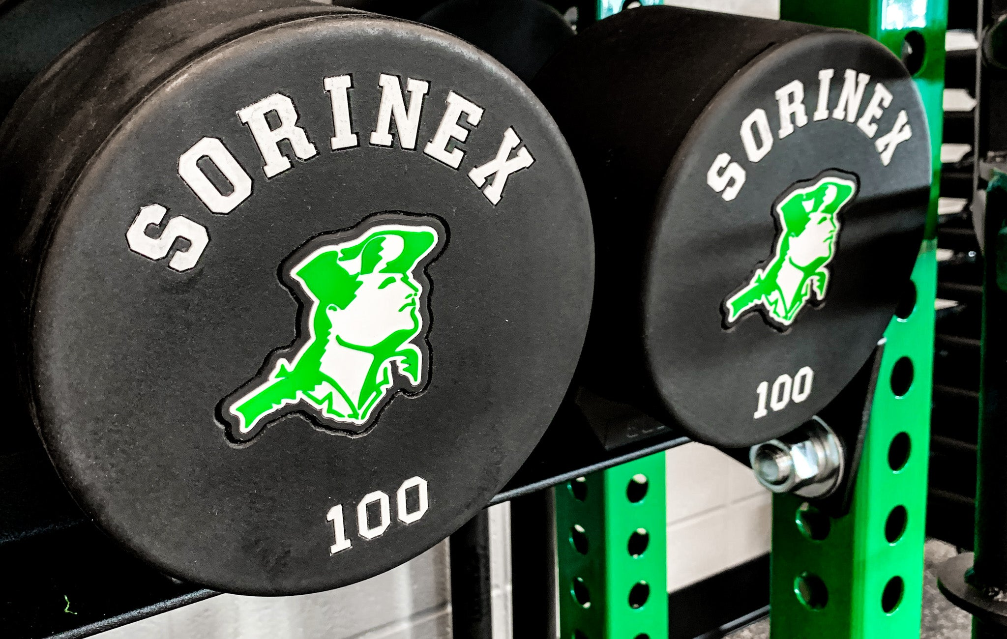 Concord High School Custom Sorinex Weight Room