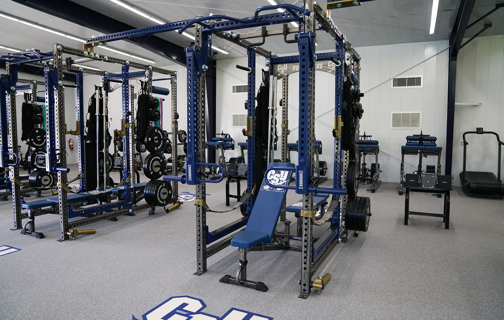 Charleston Southern Weightlifting