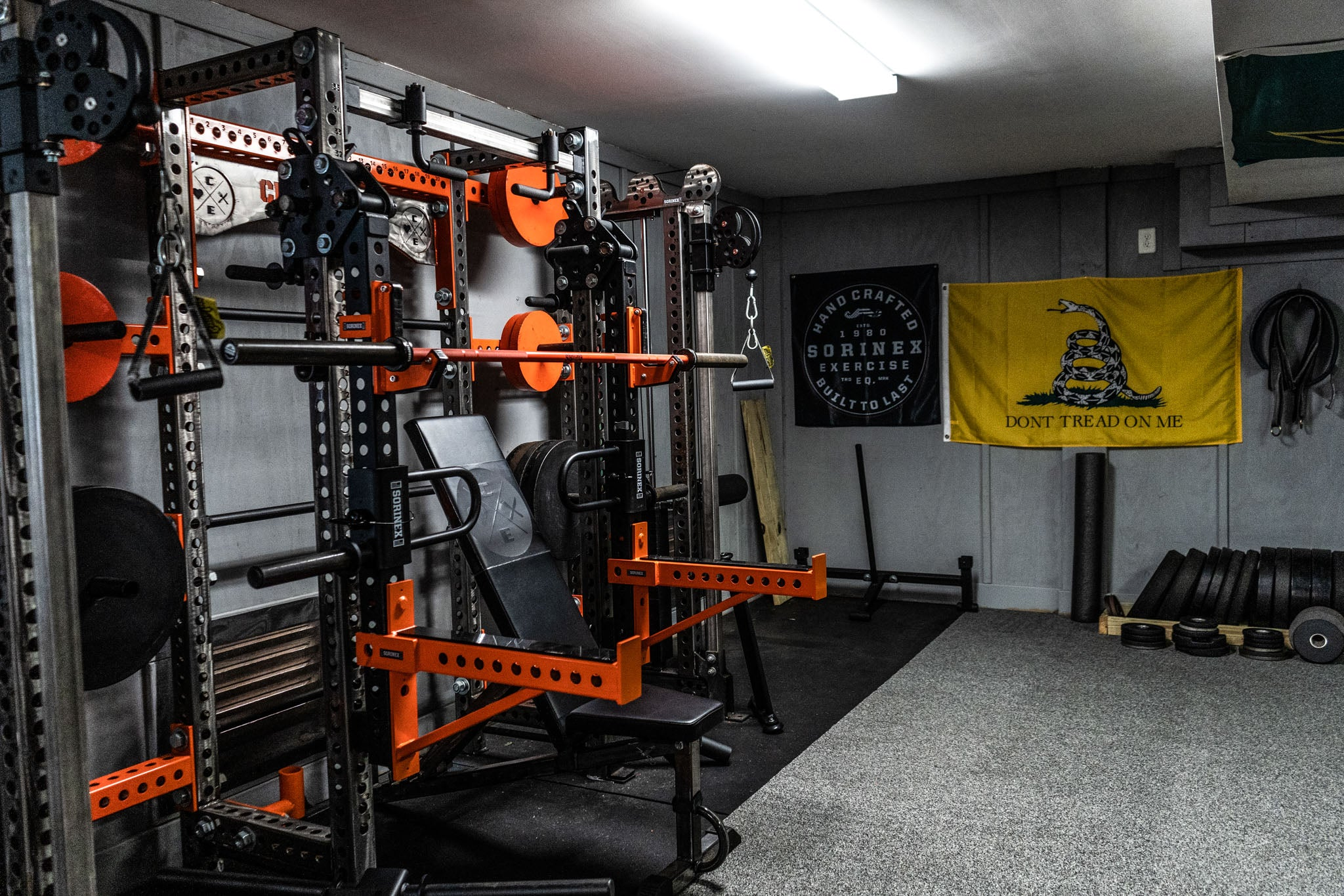 Sorinex Apex Home Gym Racks