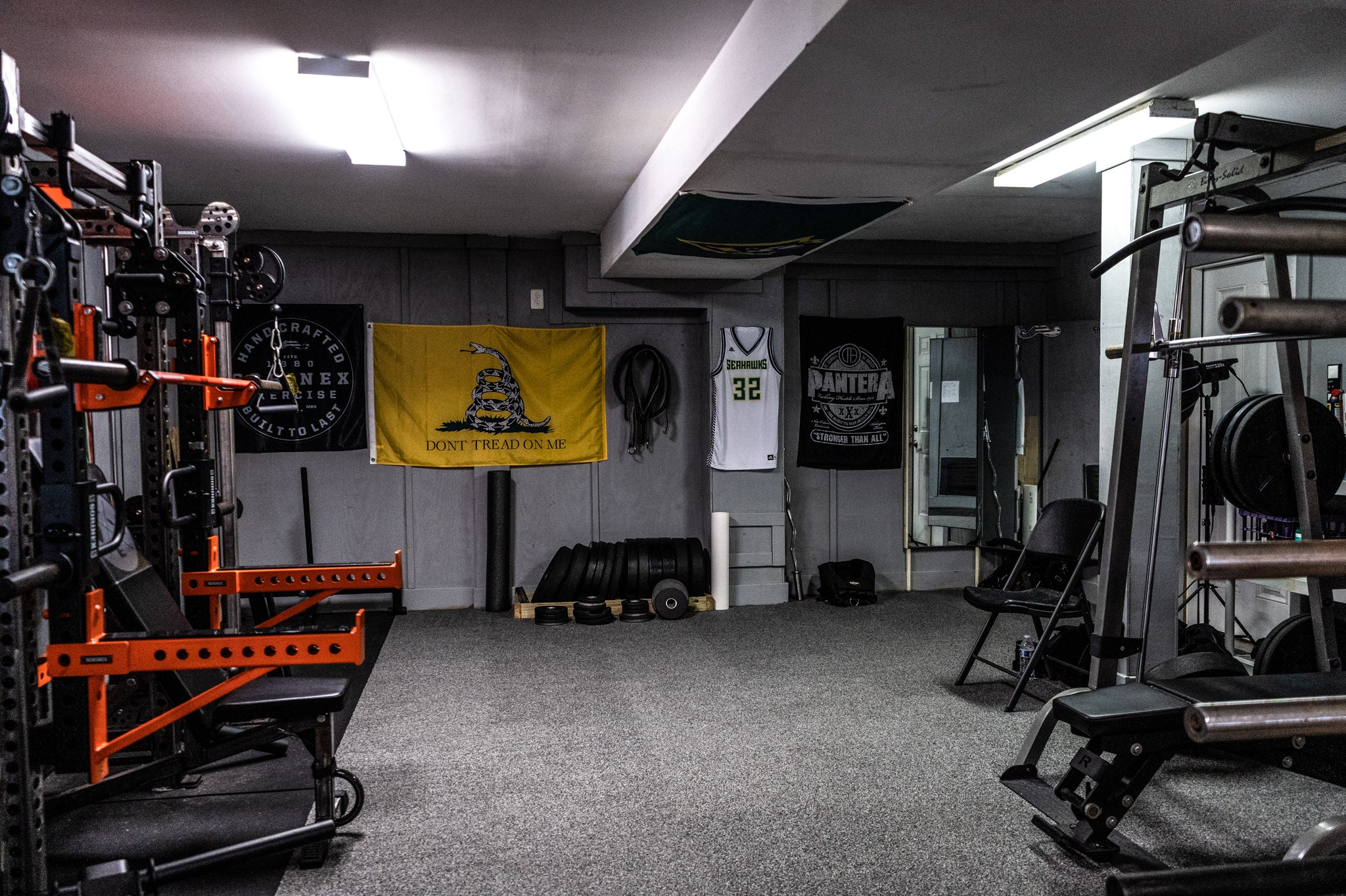 Don Varady Home Gyms