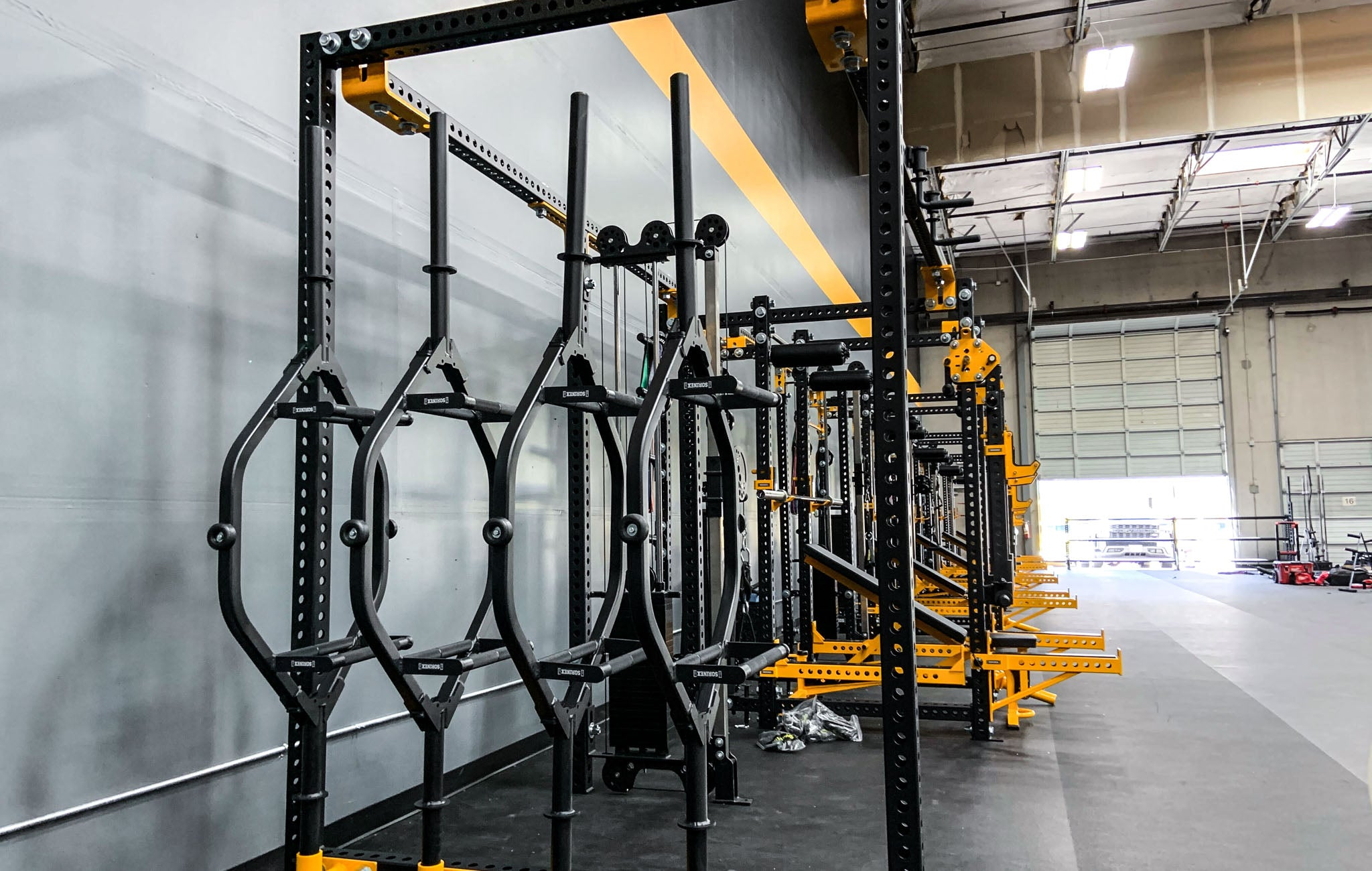 Driveline Baseball strength and conditioning
