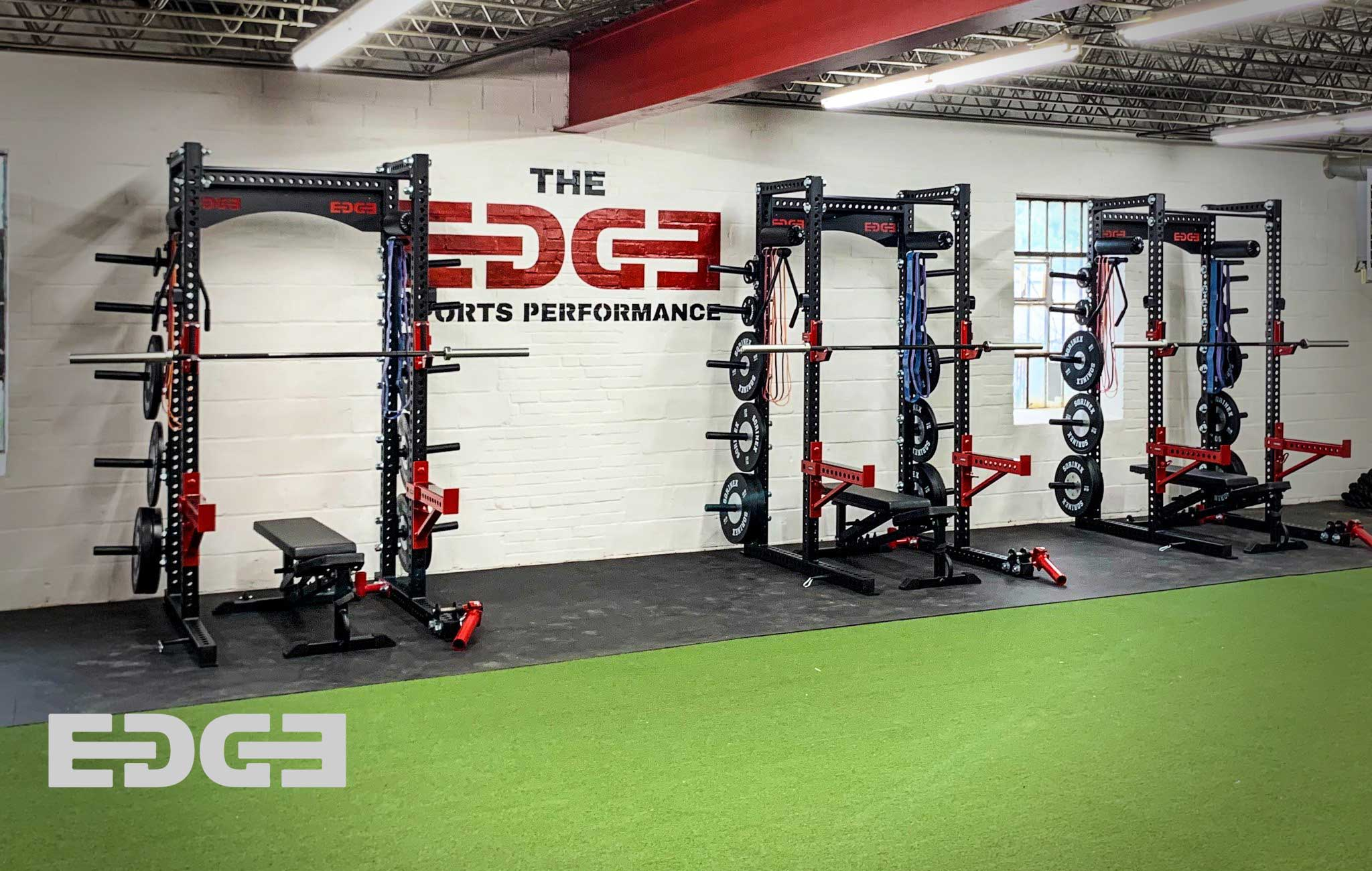 The Edge Sports Performance Training facility Sorinex
