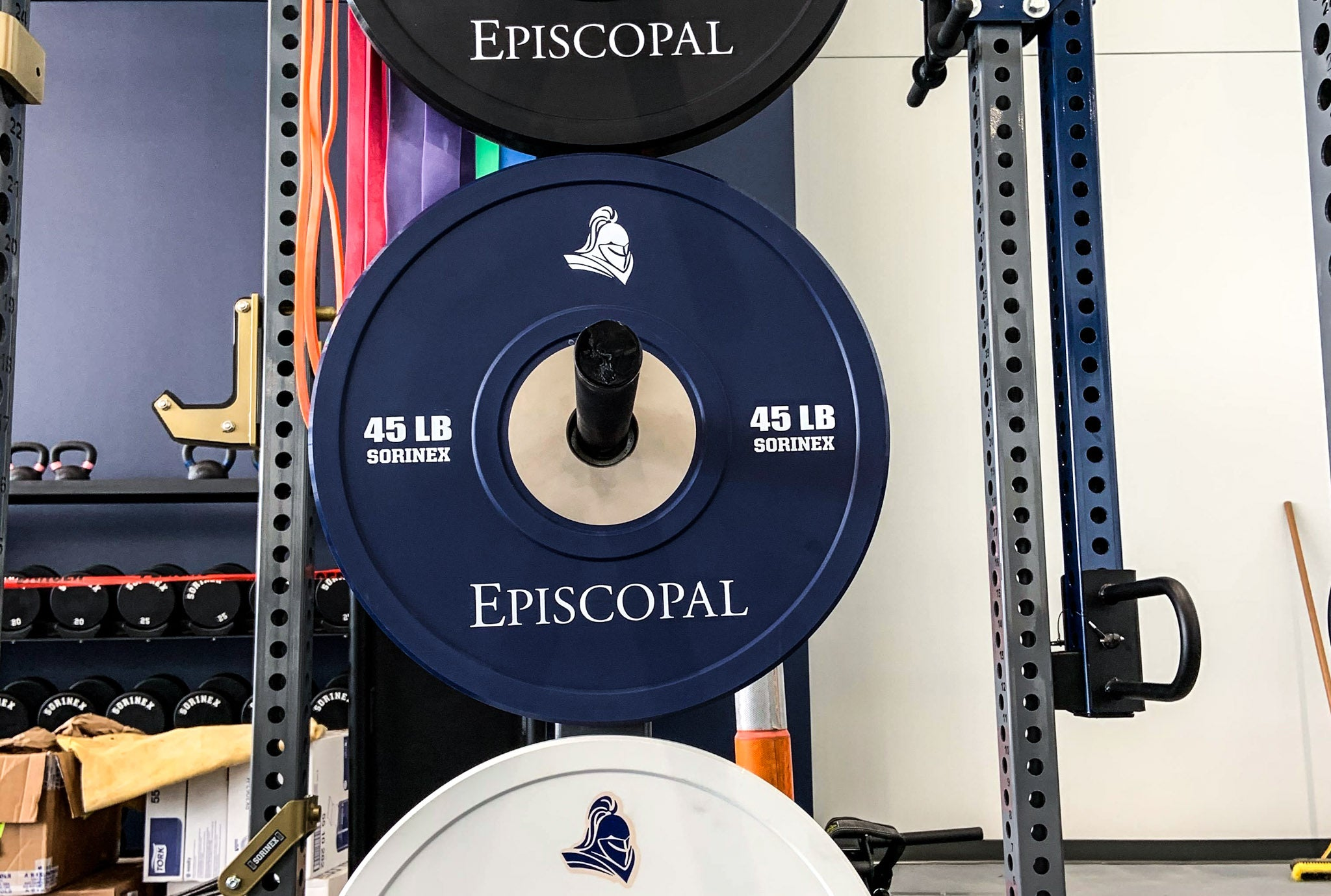 Episcopal High School bosco bumpers