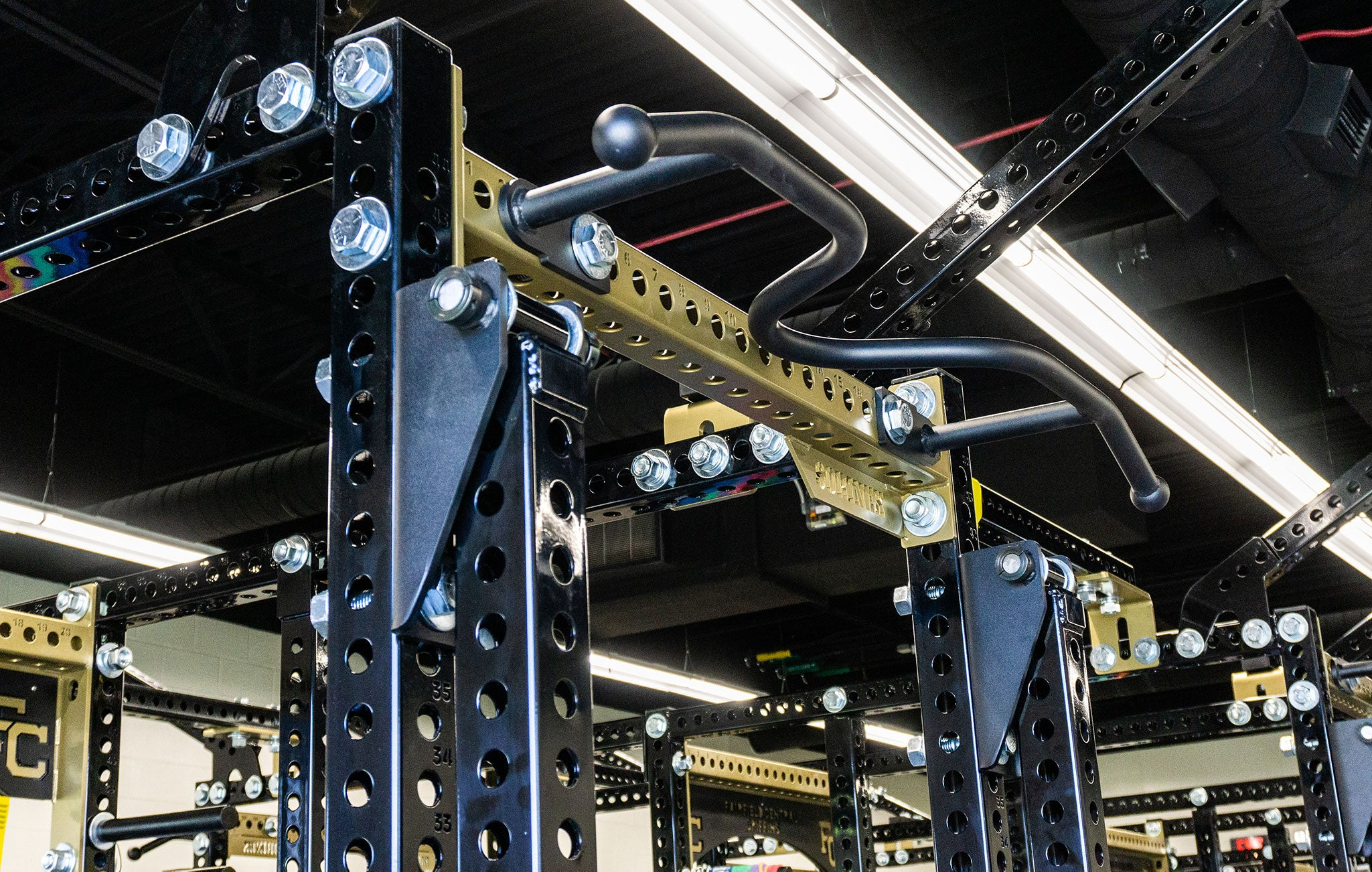 Fairfield Central High School strength and conditioning