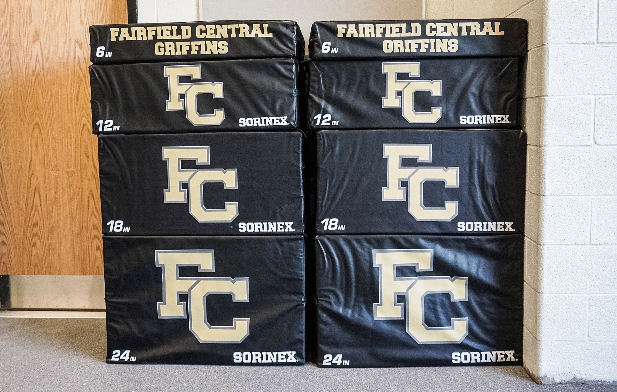 Fairfield Central High School strength training