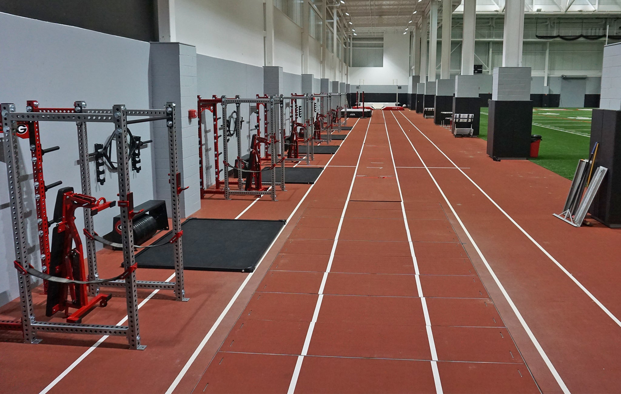 University of Georgia strength and conditioning