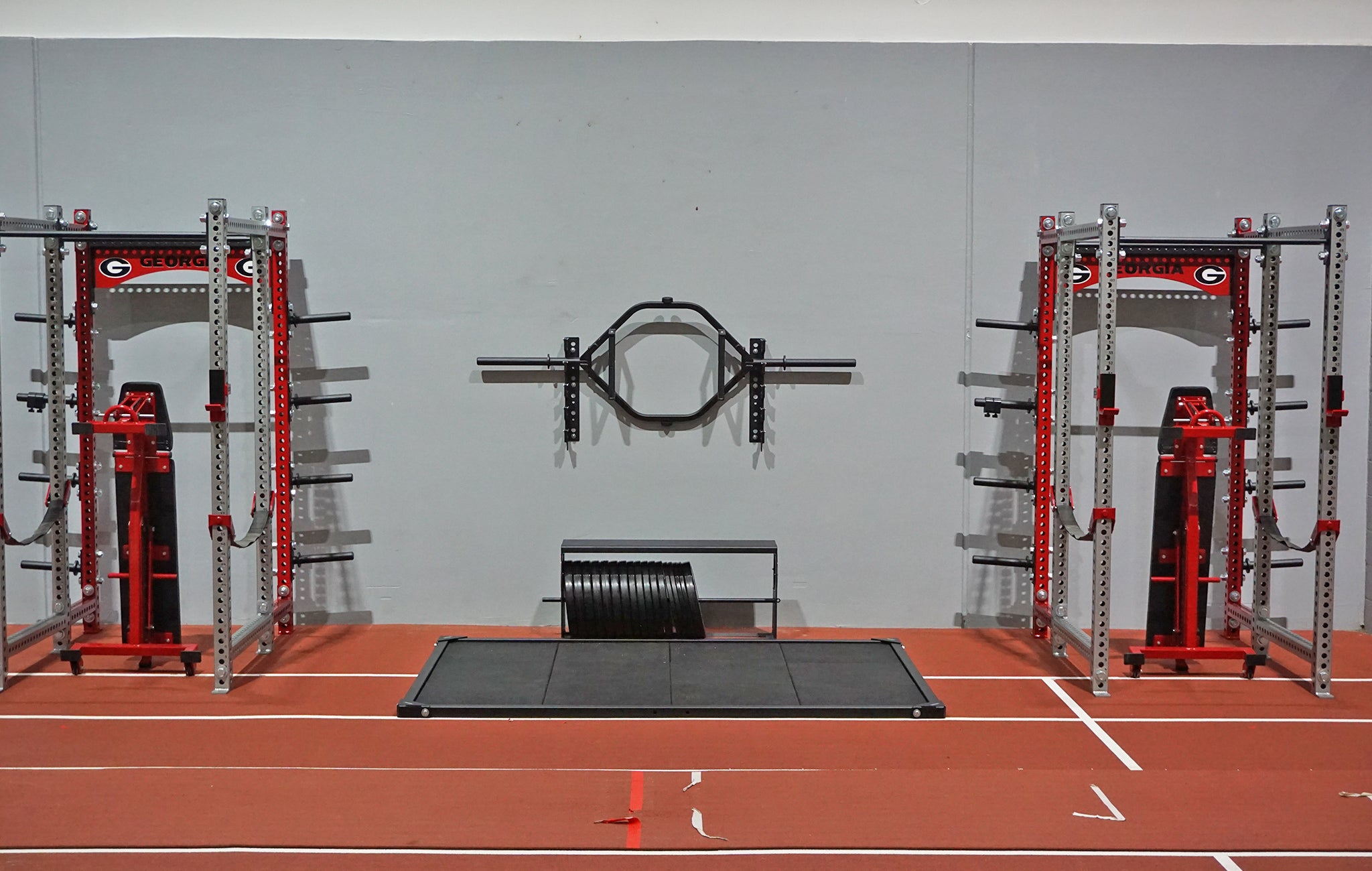 University of Georgia strength training