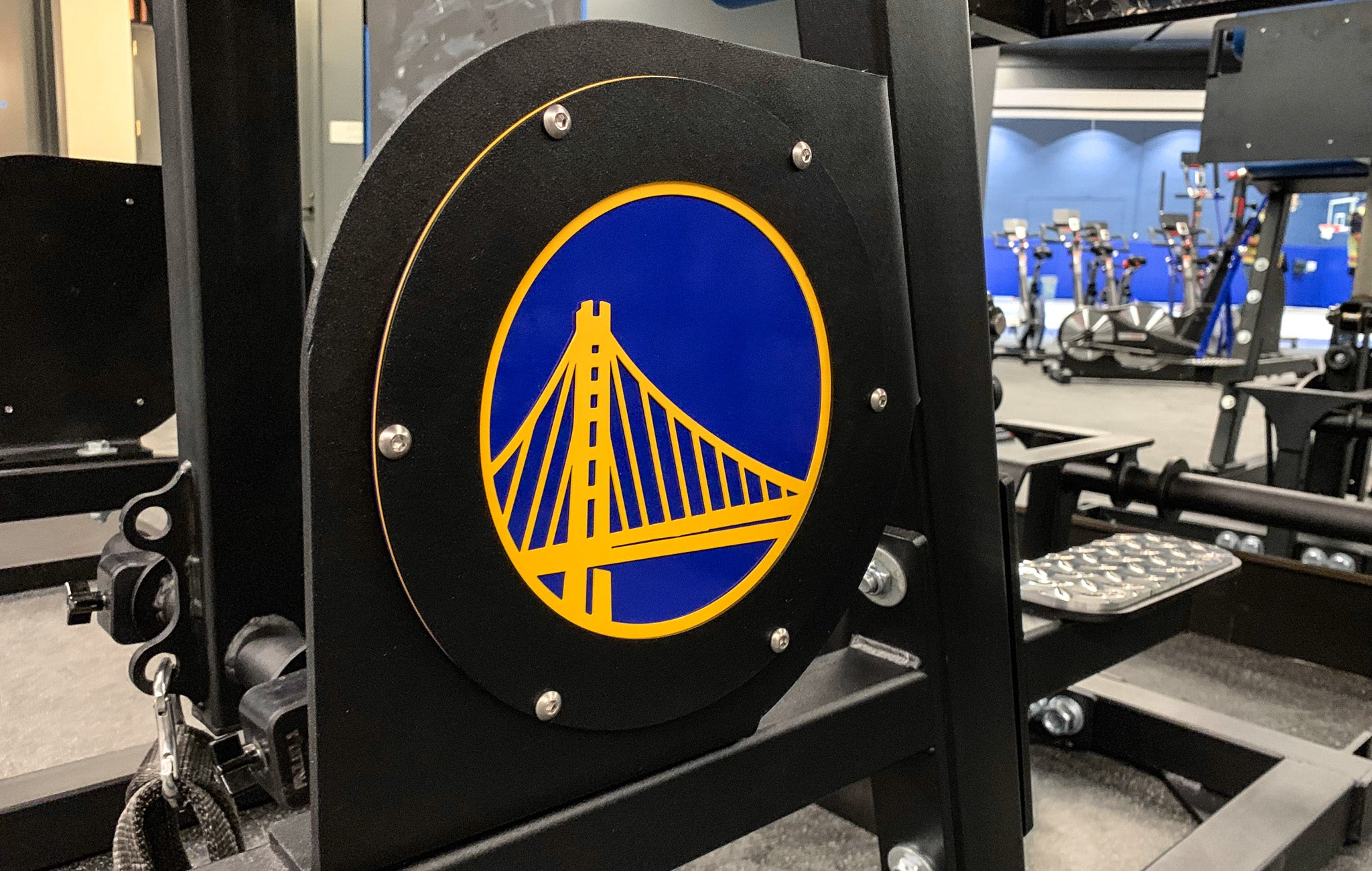 professional basketball strength training facilities