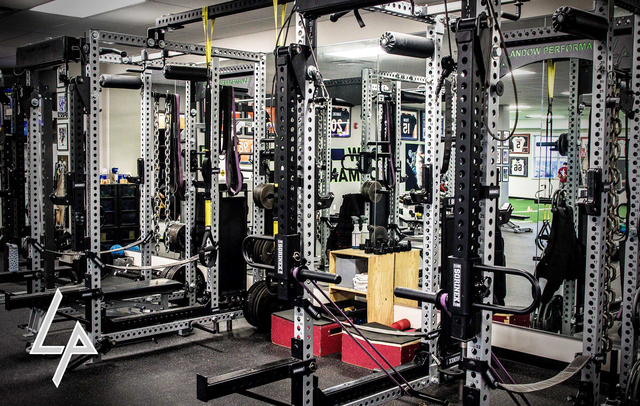 Landow performance Training facility Sorinex