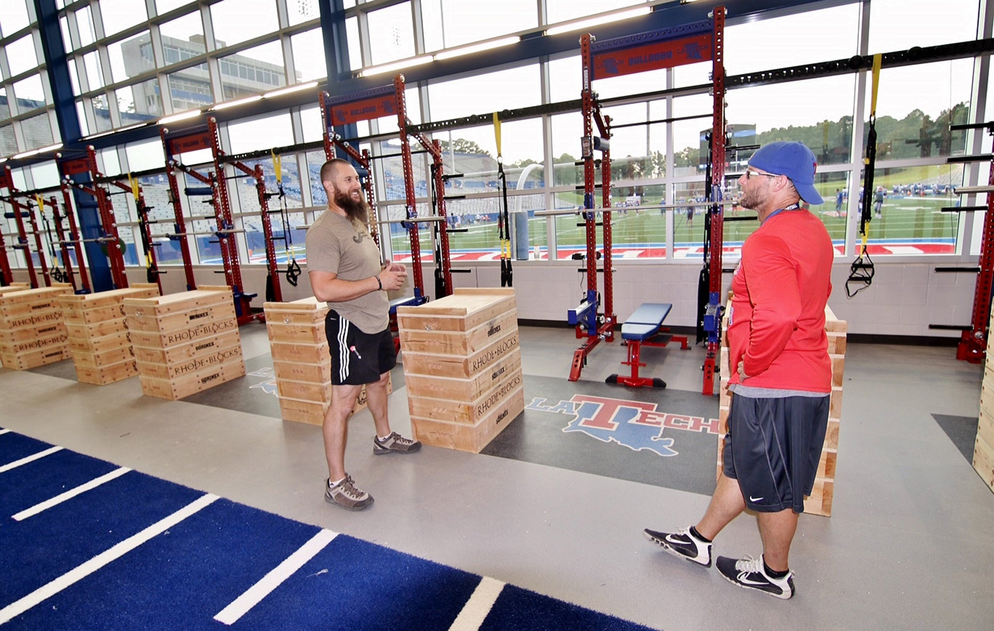 Louisiana Tech strength and conditioning