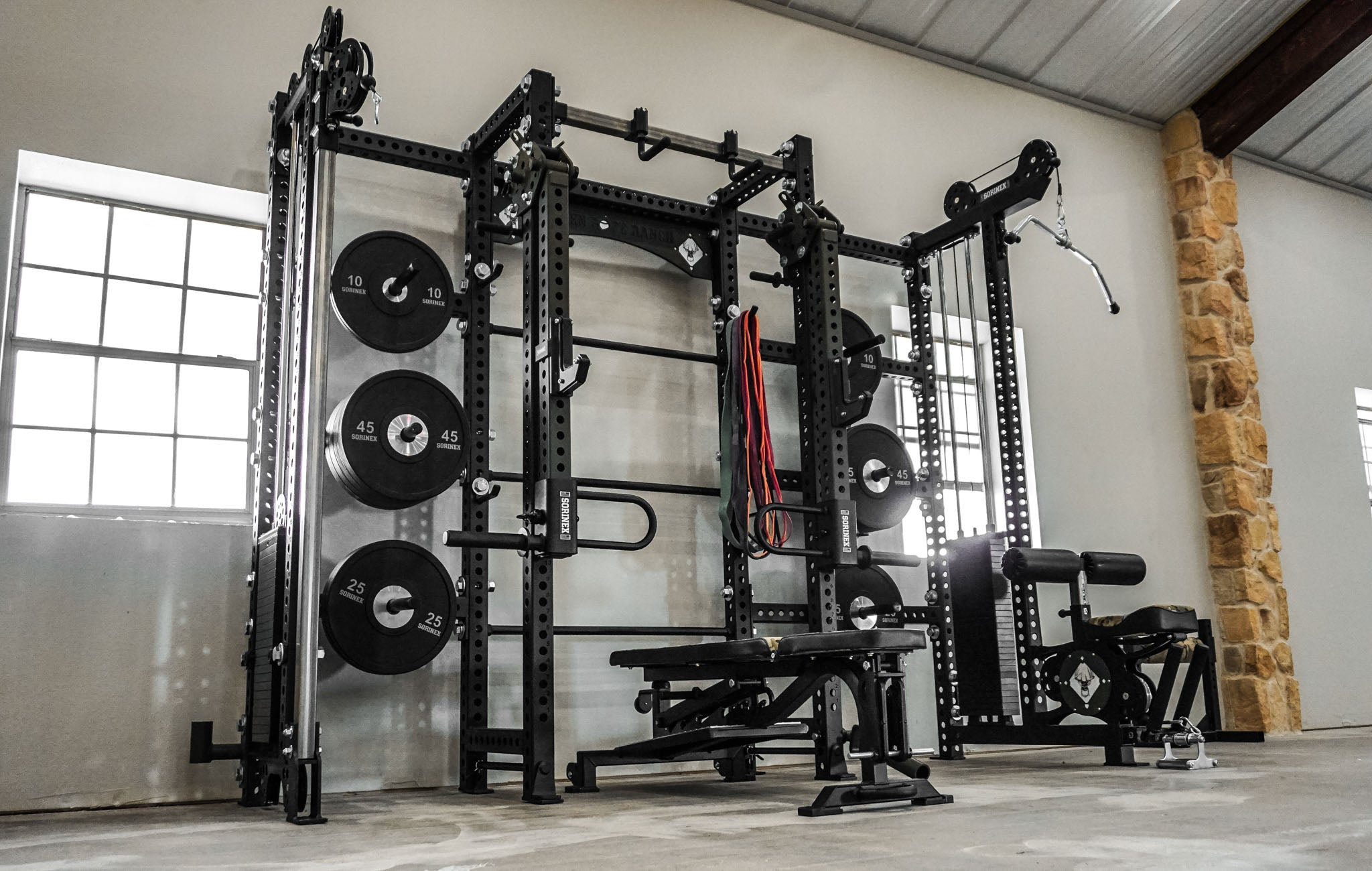 matt carpenter Home Gym