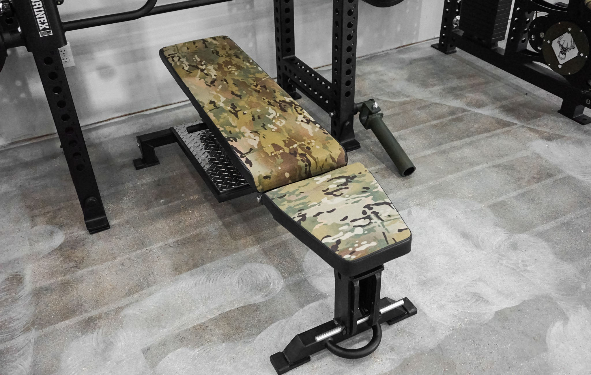 matt carpenter Sorinex Home Gym