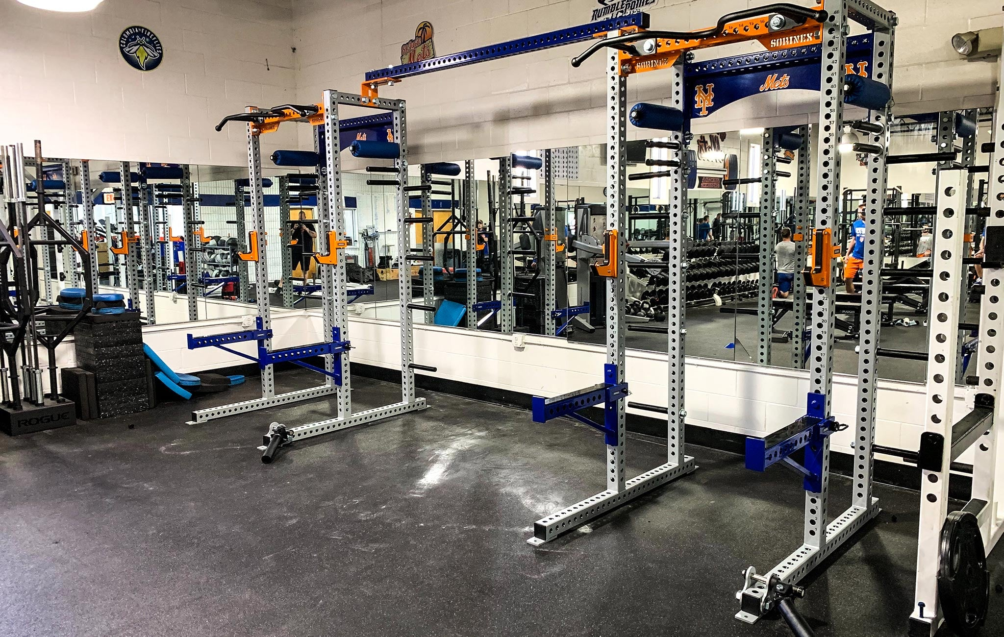 New York Mets Weight Room