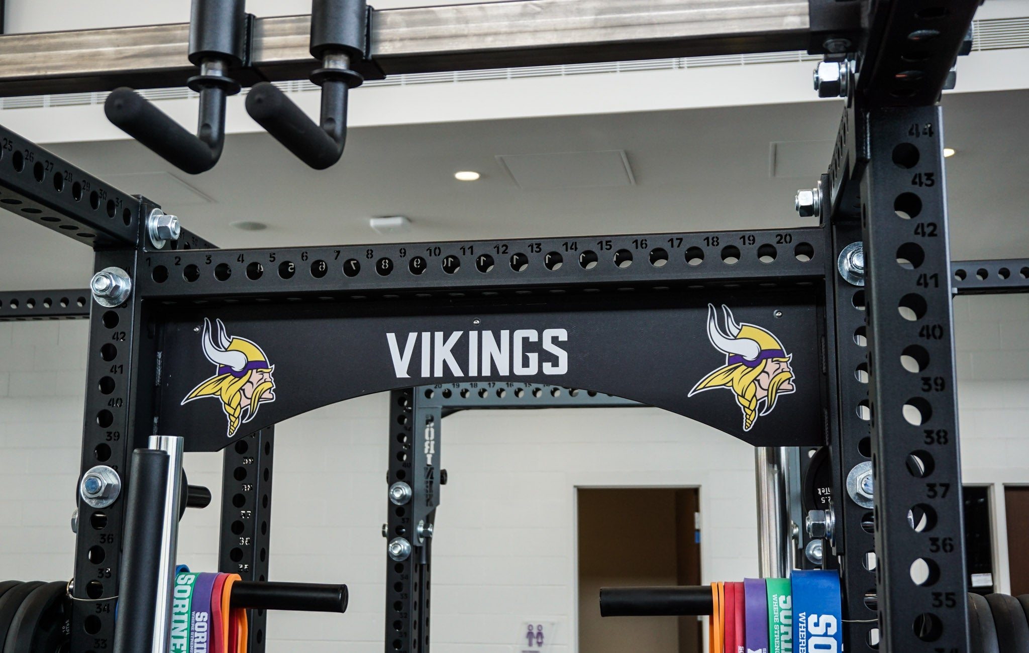 Minnesota Vikings strength and conditioning