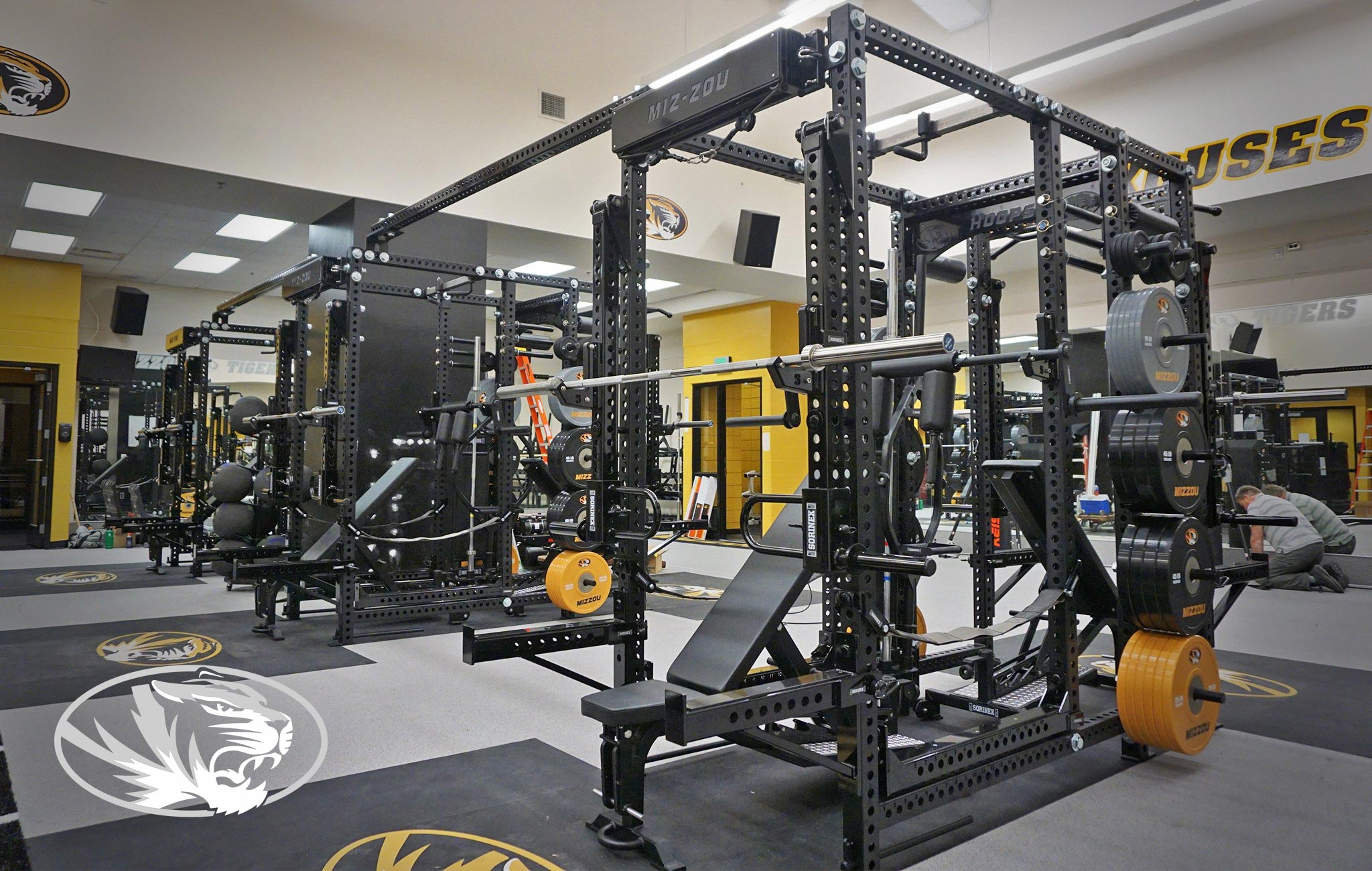 Missouri Sorinex strength and conditioning facility