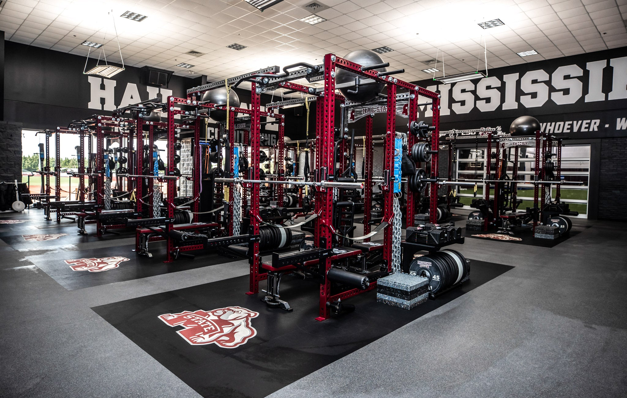Mississippi State strength and conditioning