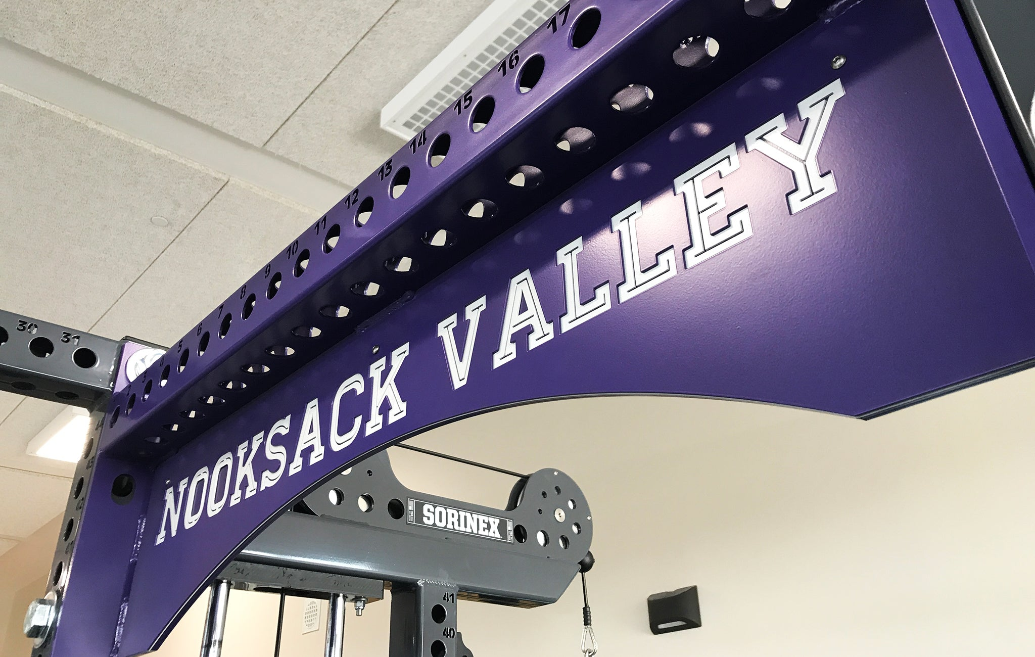 Nooksack Valley athletics