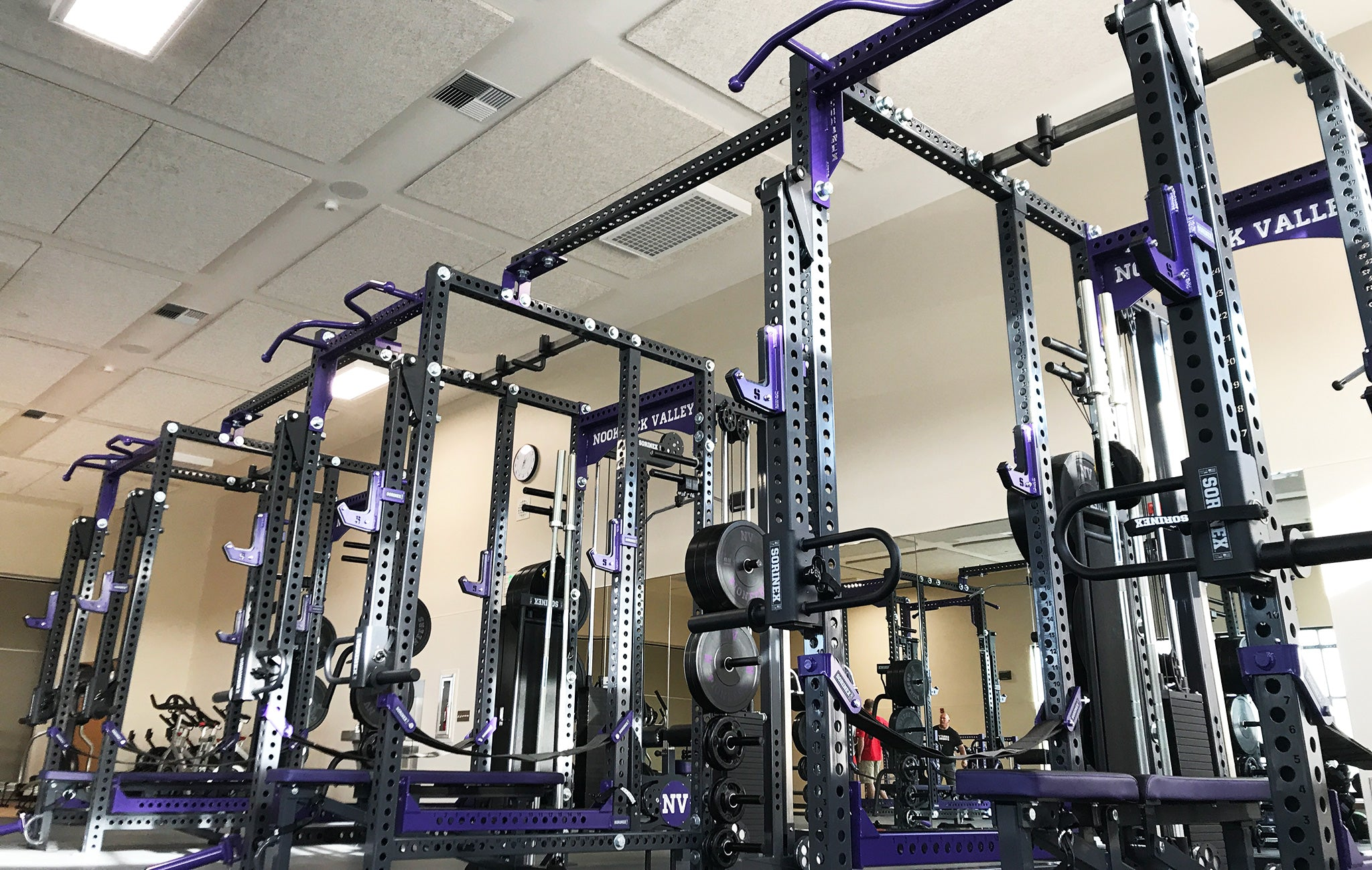 Nooksack Valley Weightlifting