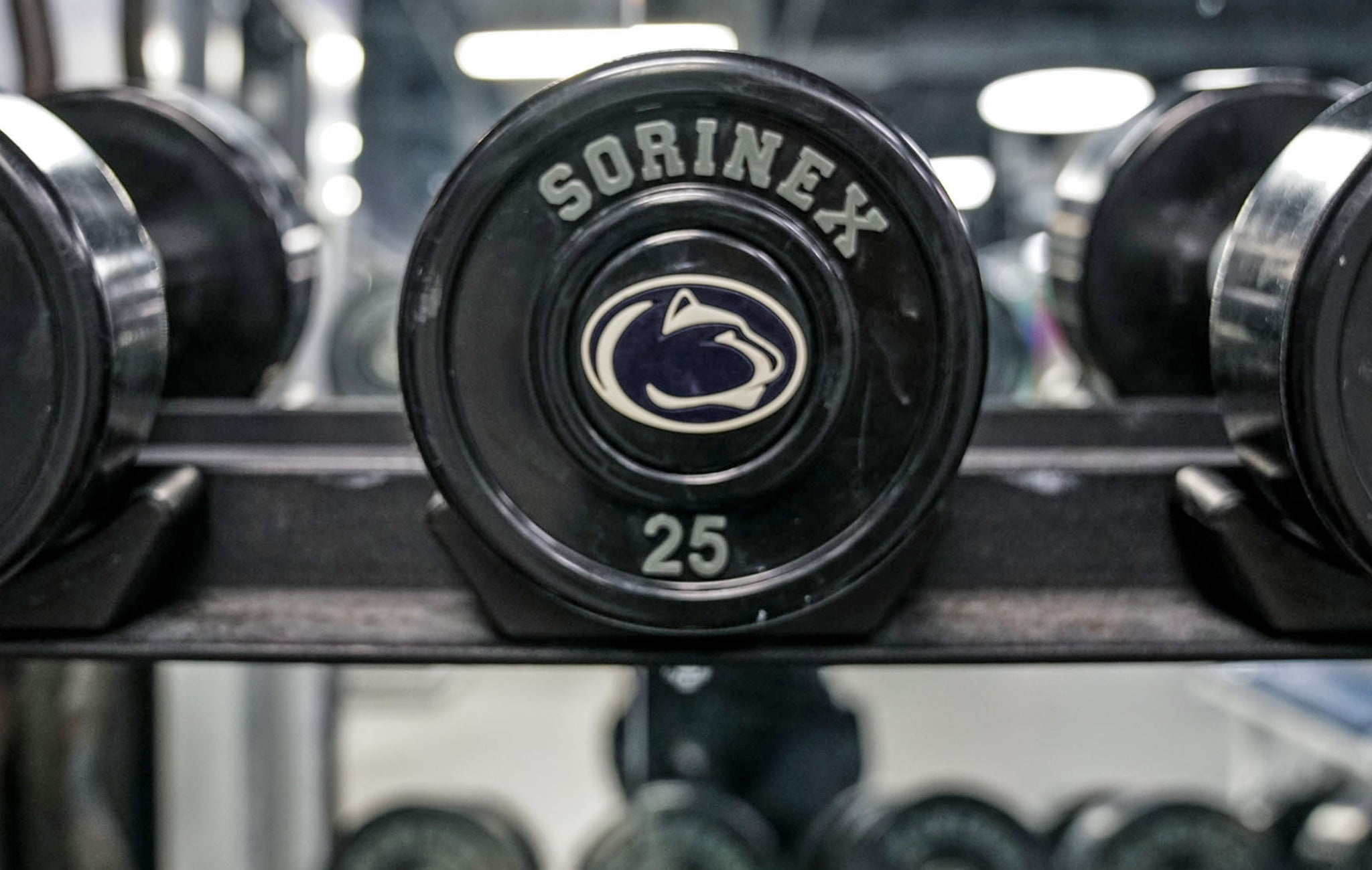 Penn State Hockey strength and conditioning