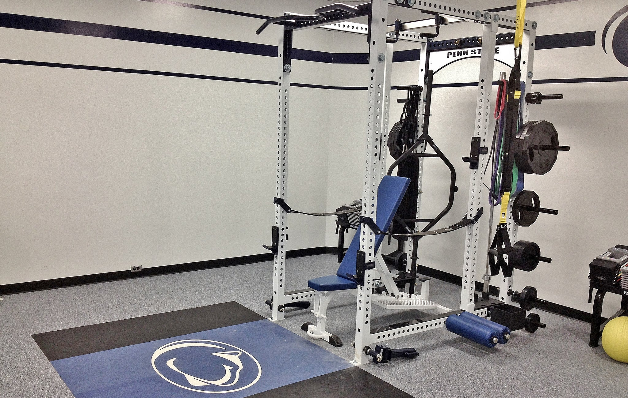 Penn State Wrestling strength and conditioning