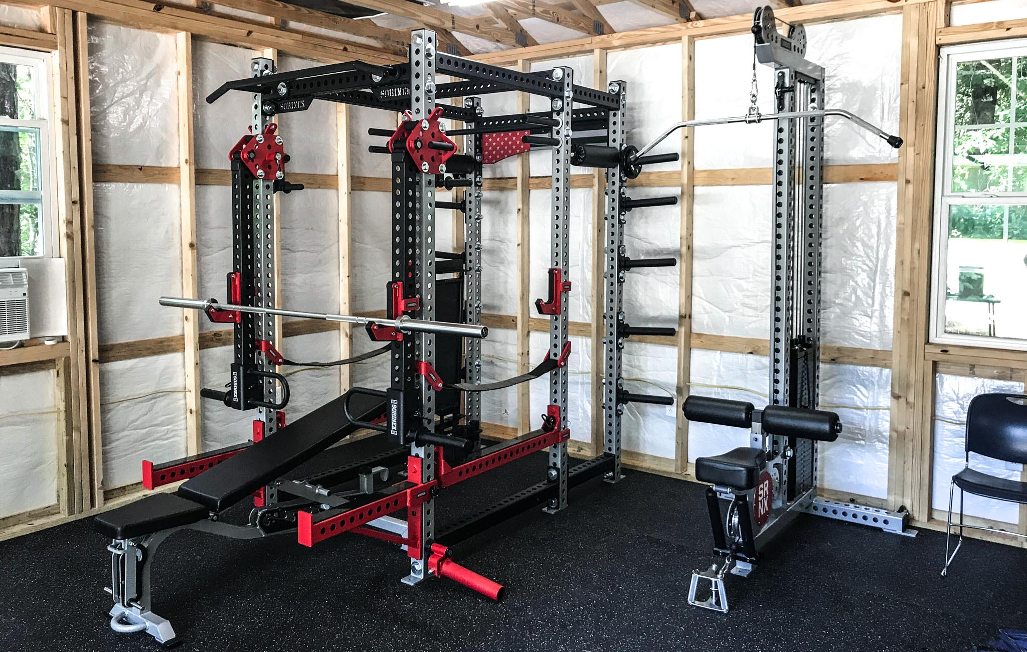 Phillip Miller Home Gym