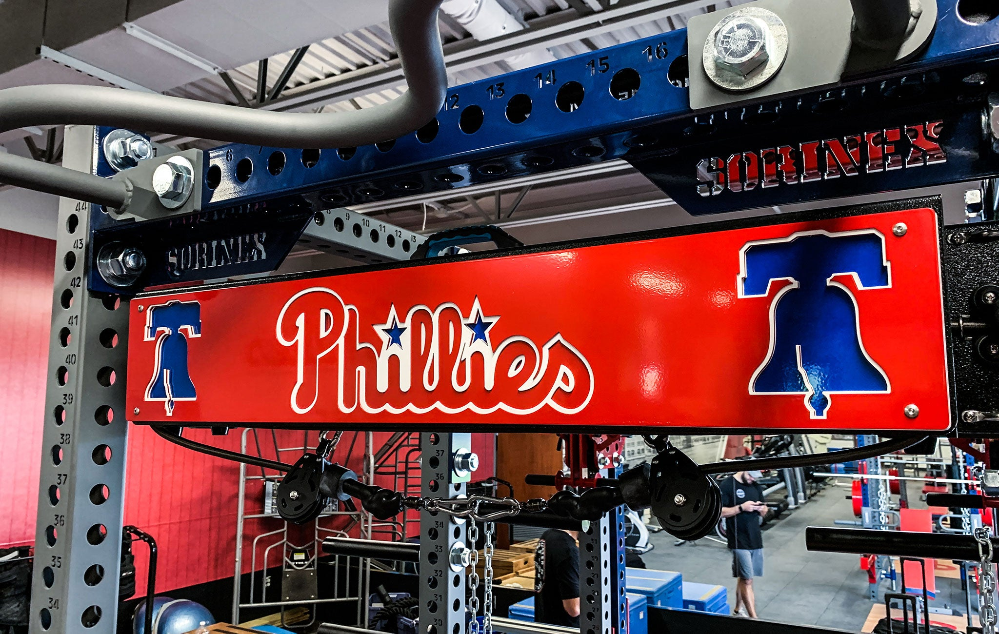 Phillies strength and conditioning