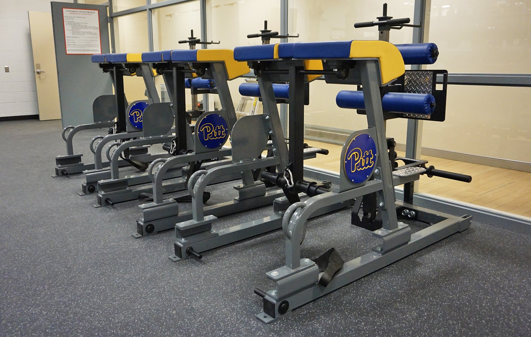 University of Pittsburgh strength and conditioning