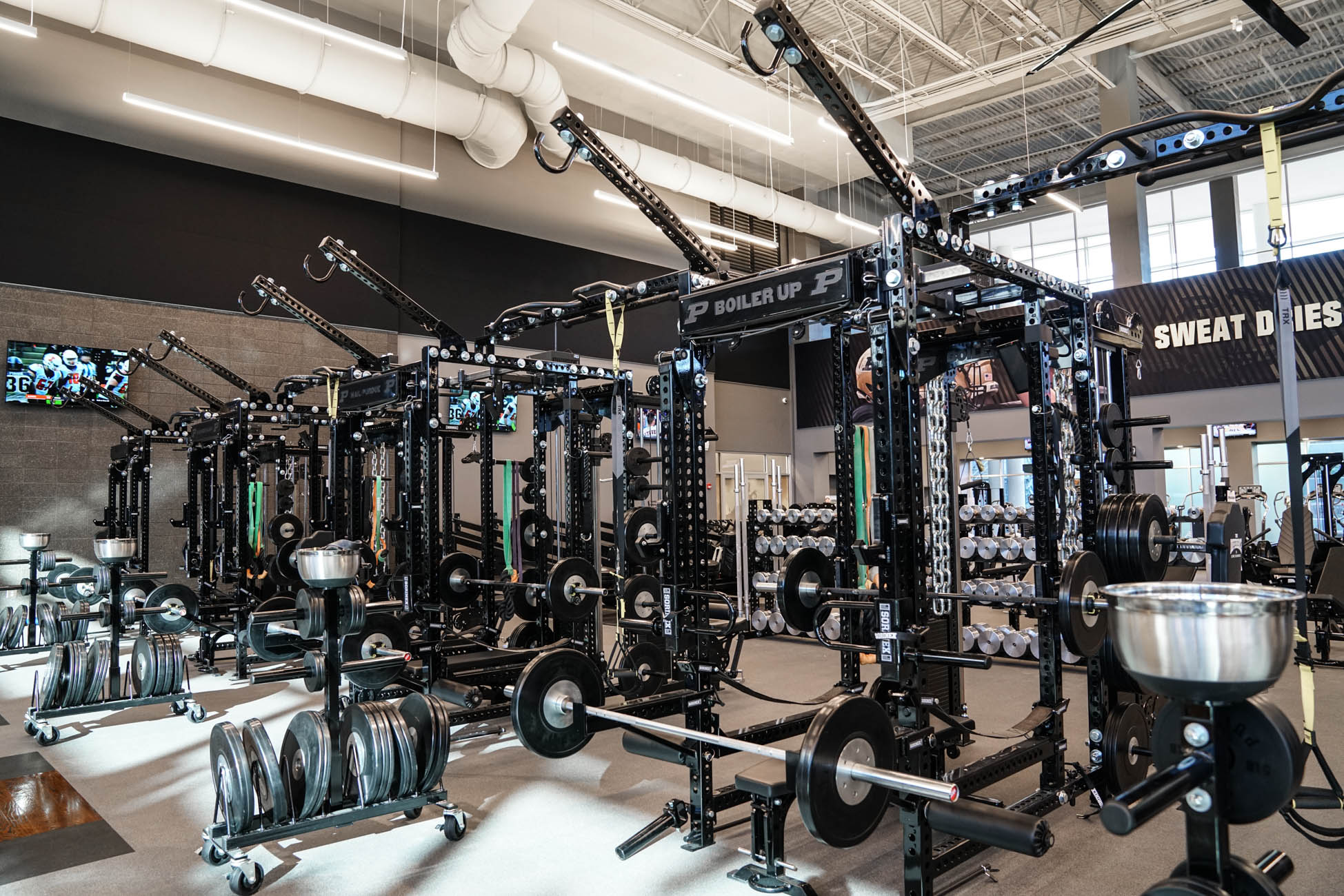 Purdue strength and conditioning