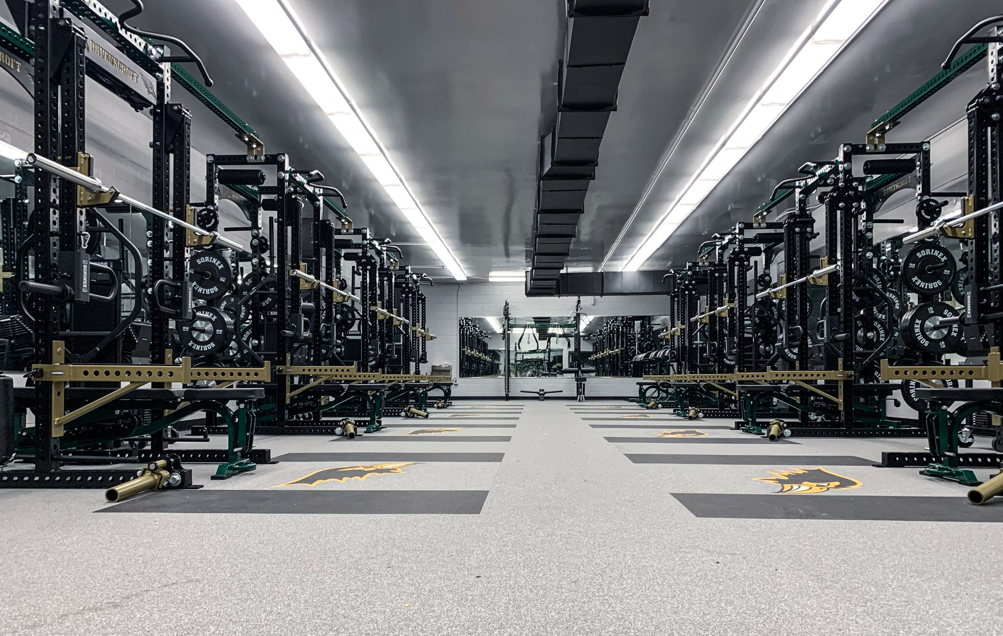 Ravenscroft strength and conditioning