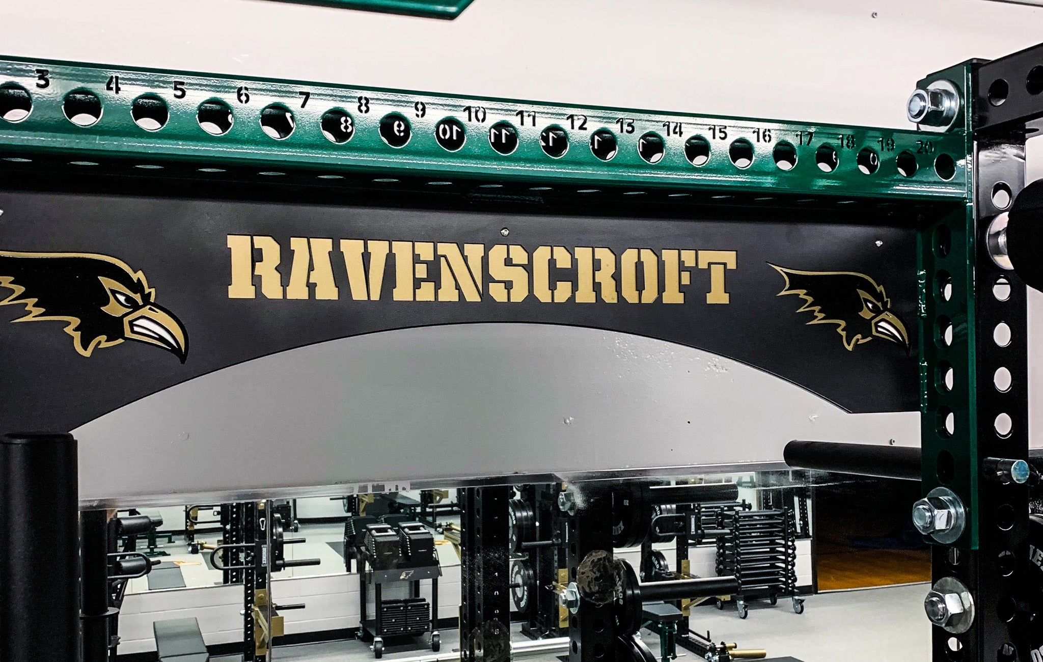 Ravenscroft strength training