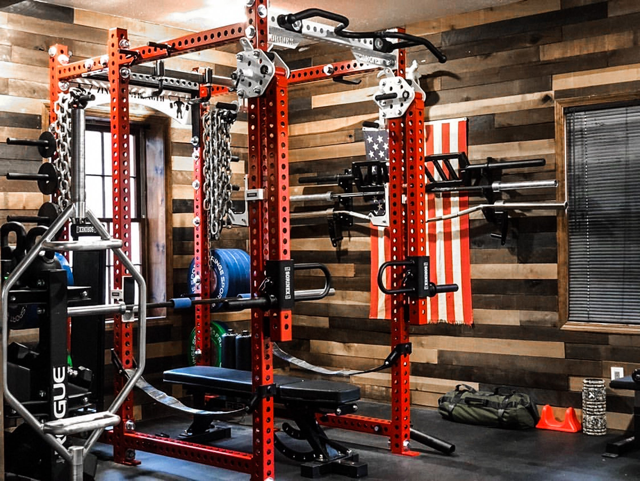 Ray Zingler Home Gym
