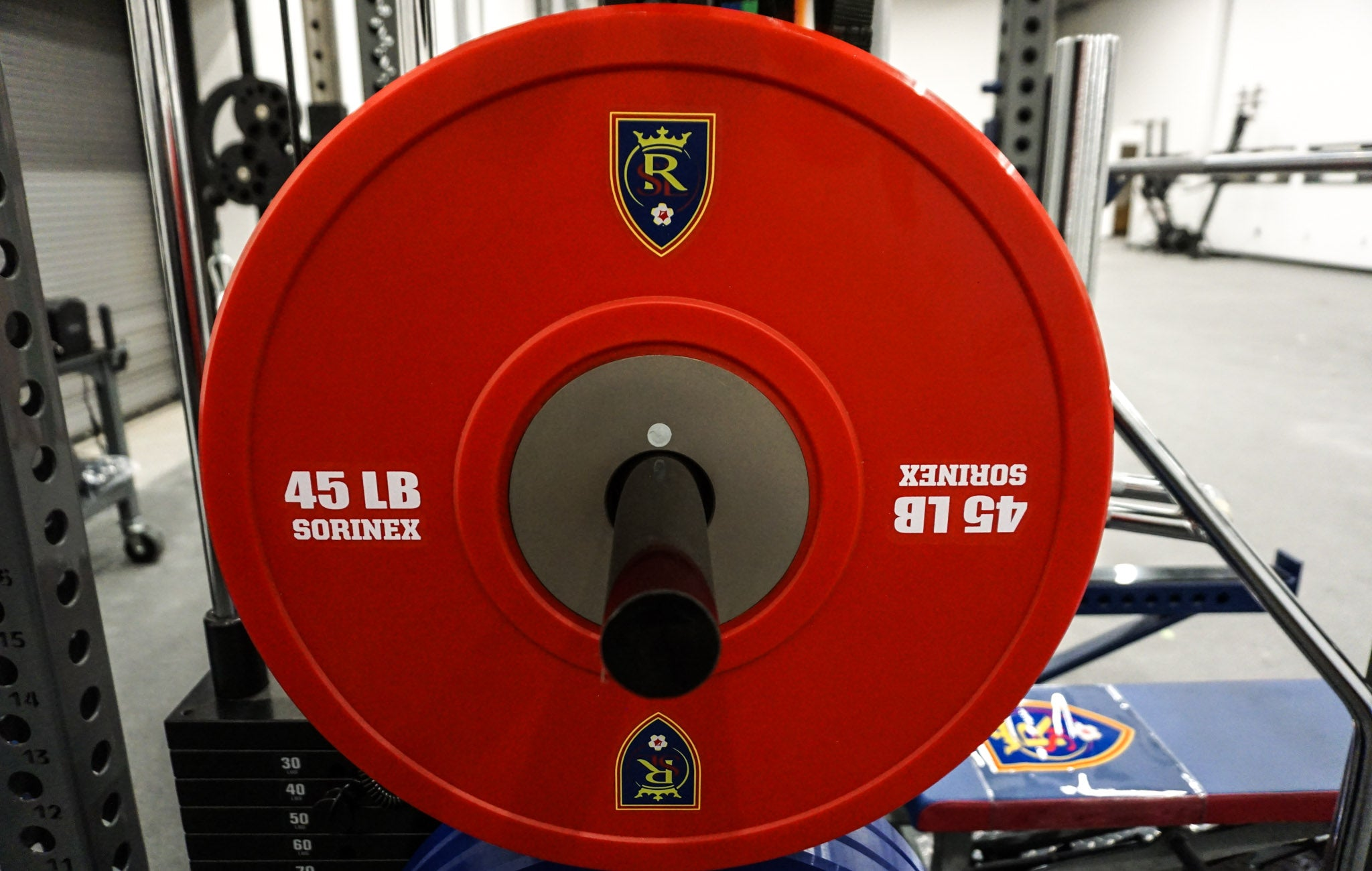 Real Salt Lake sorinex strength training facilities