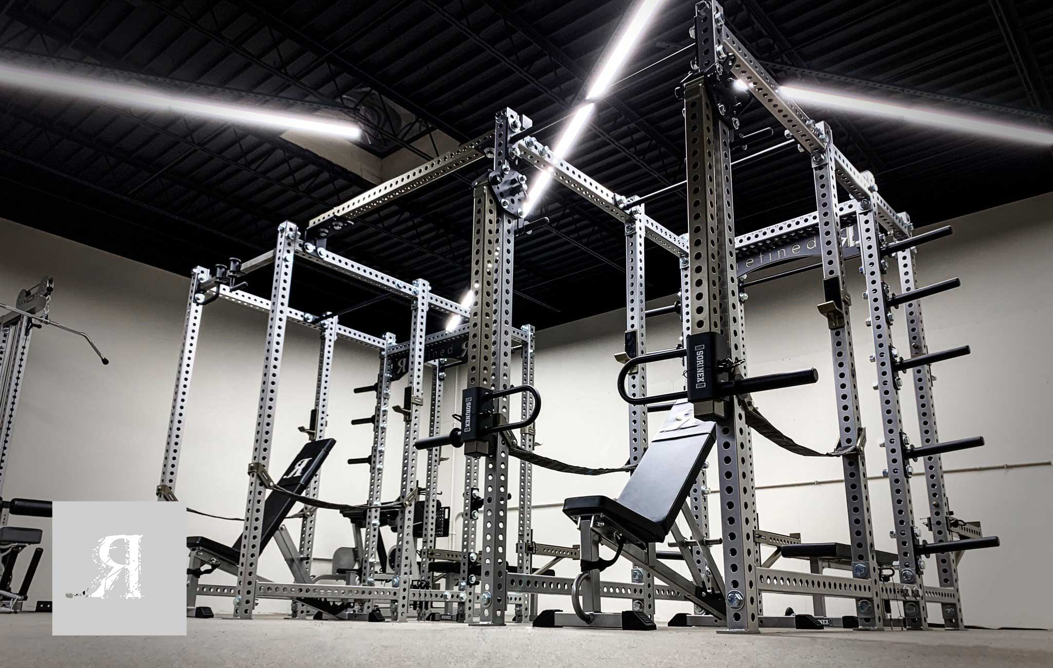 Refined Performance Private Training facility Sorinex