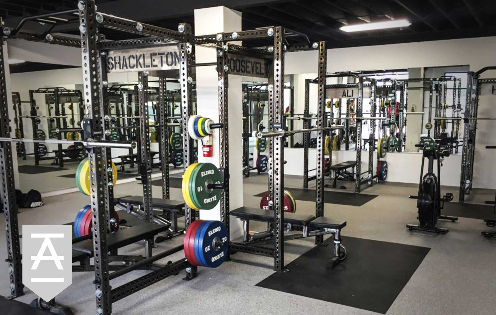 Allegiate Gym Training facility Sorinex