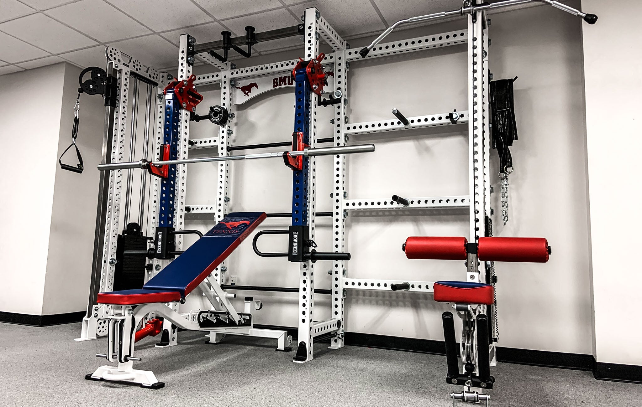 SMU strength and conditioning