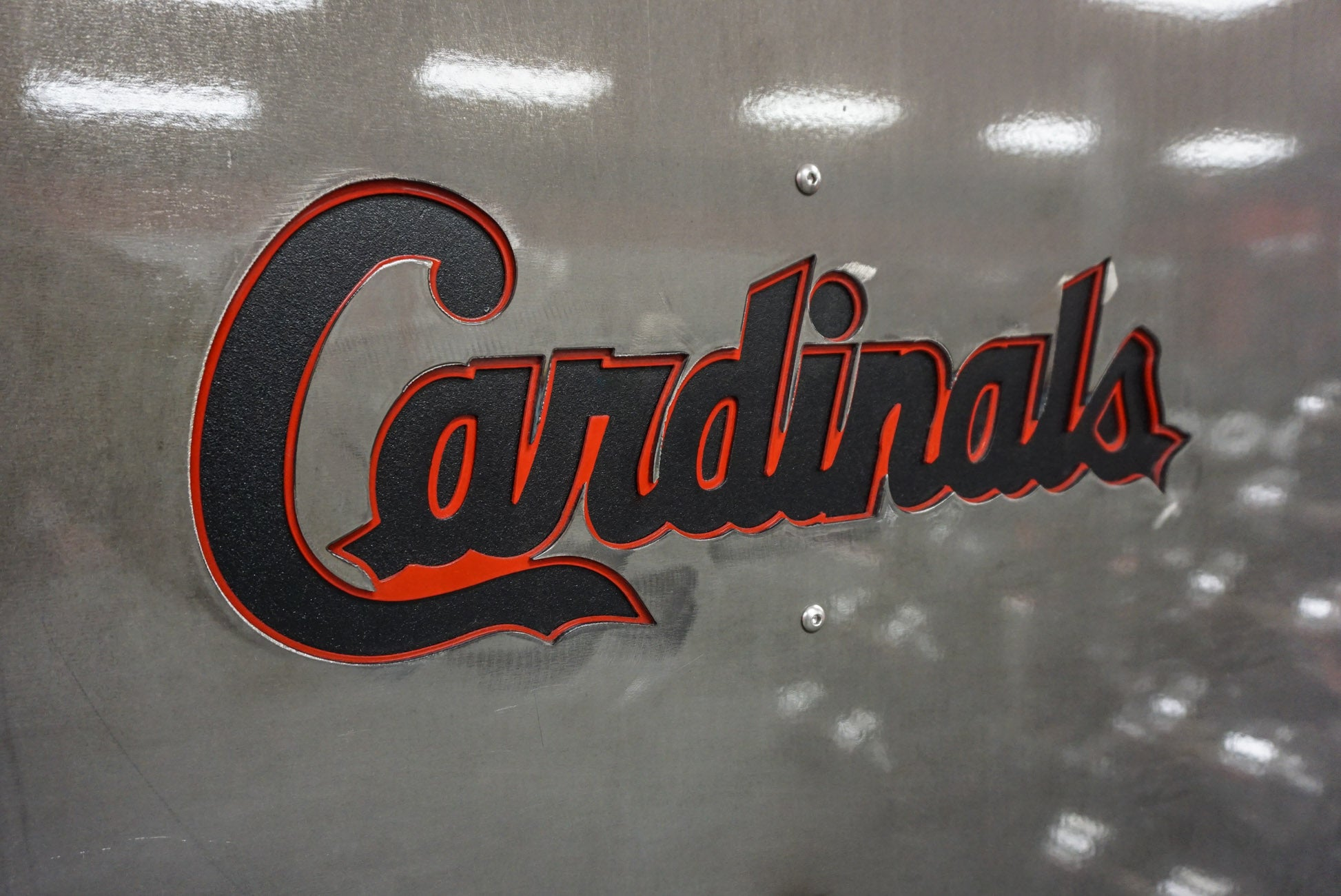 St. Louis Cardinals strength and conditioning
