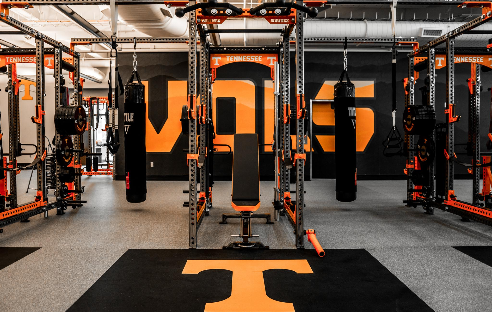 university of tennessee strength and conditioning