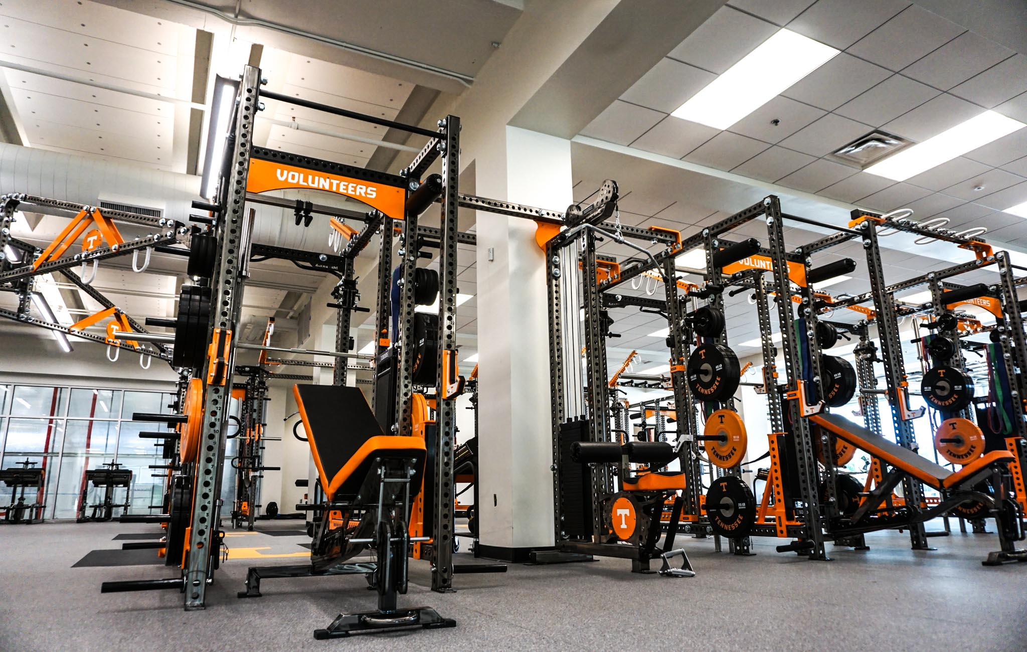 Tennessee Olympic training facility