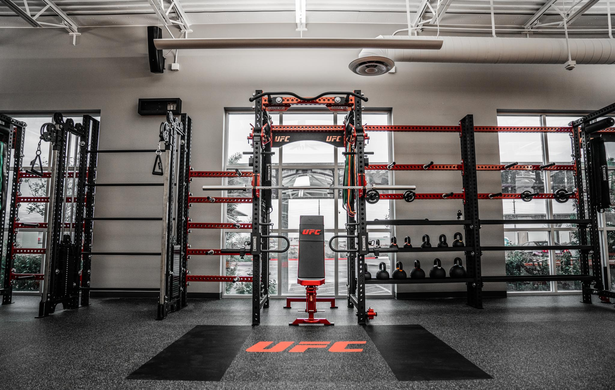 UFC Strength Training