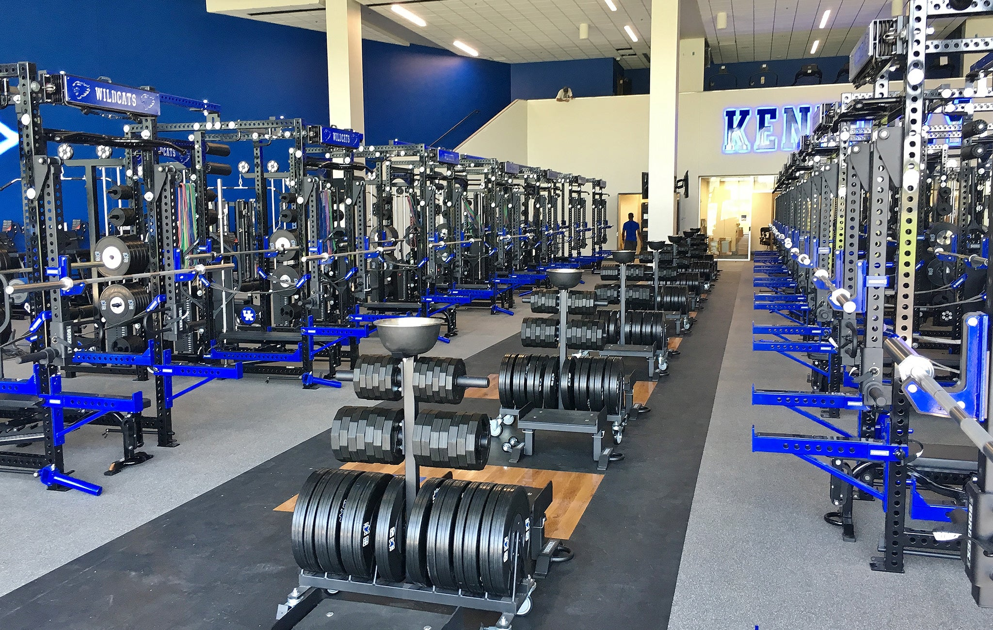 University of Kentucky strength and conditioning