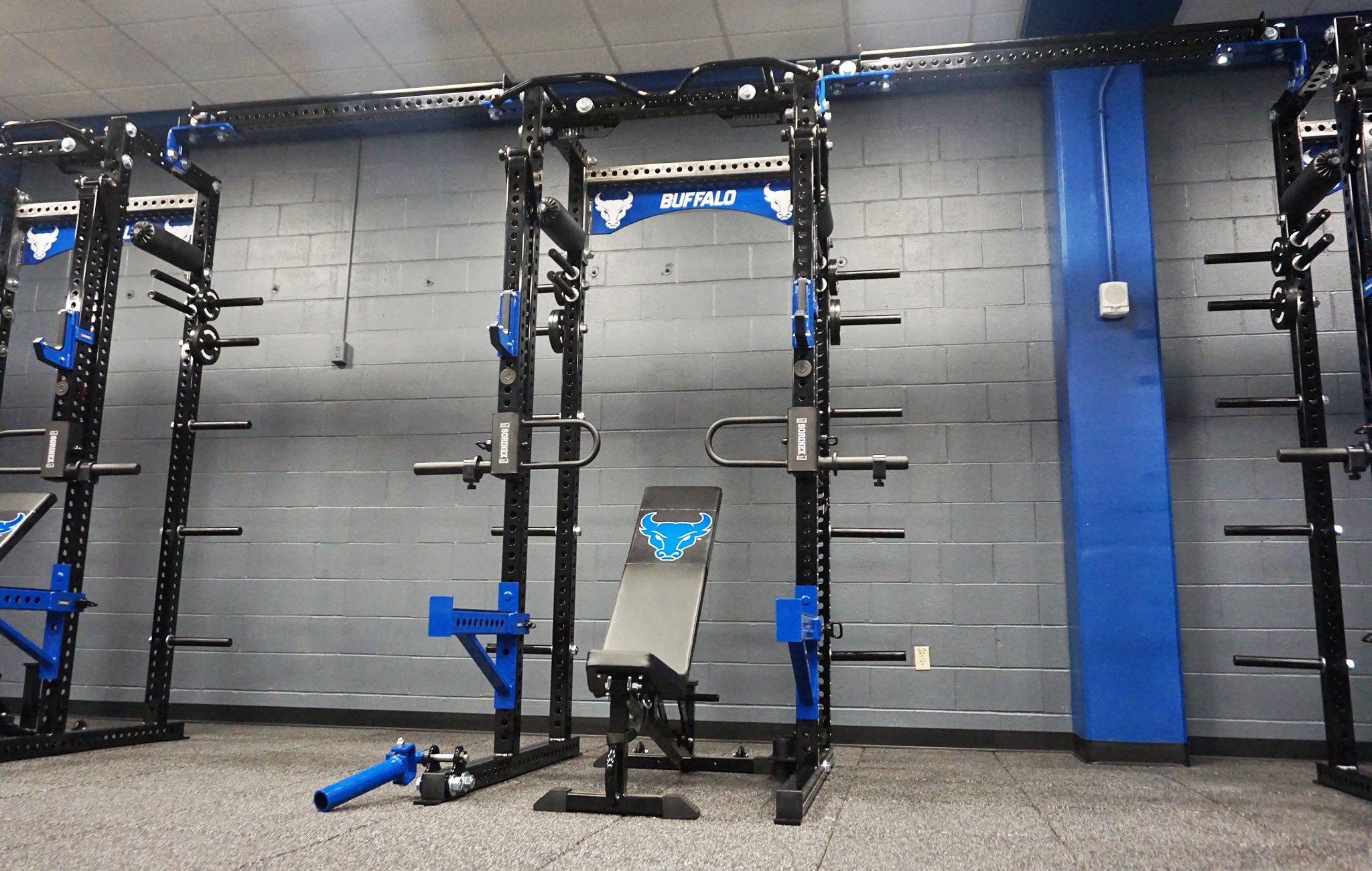 University of Buffalo strength and conditioning