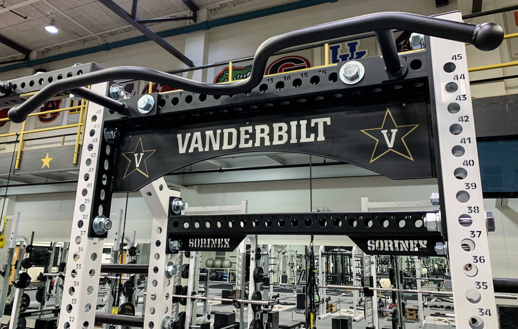 Vanderbilt University olympic strength and conditioning