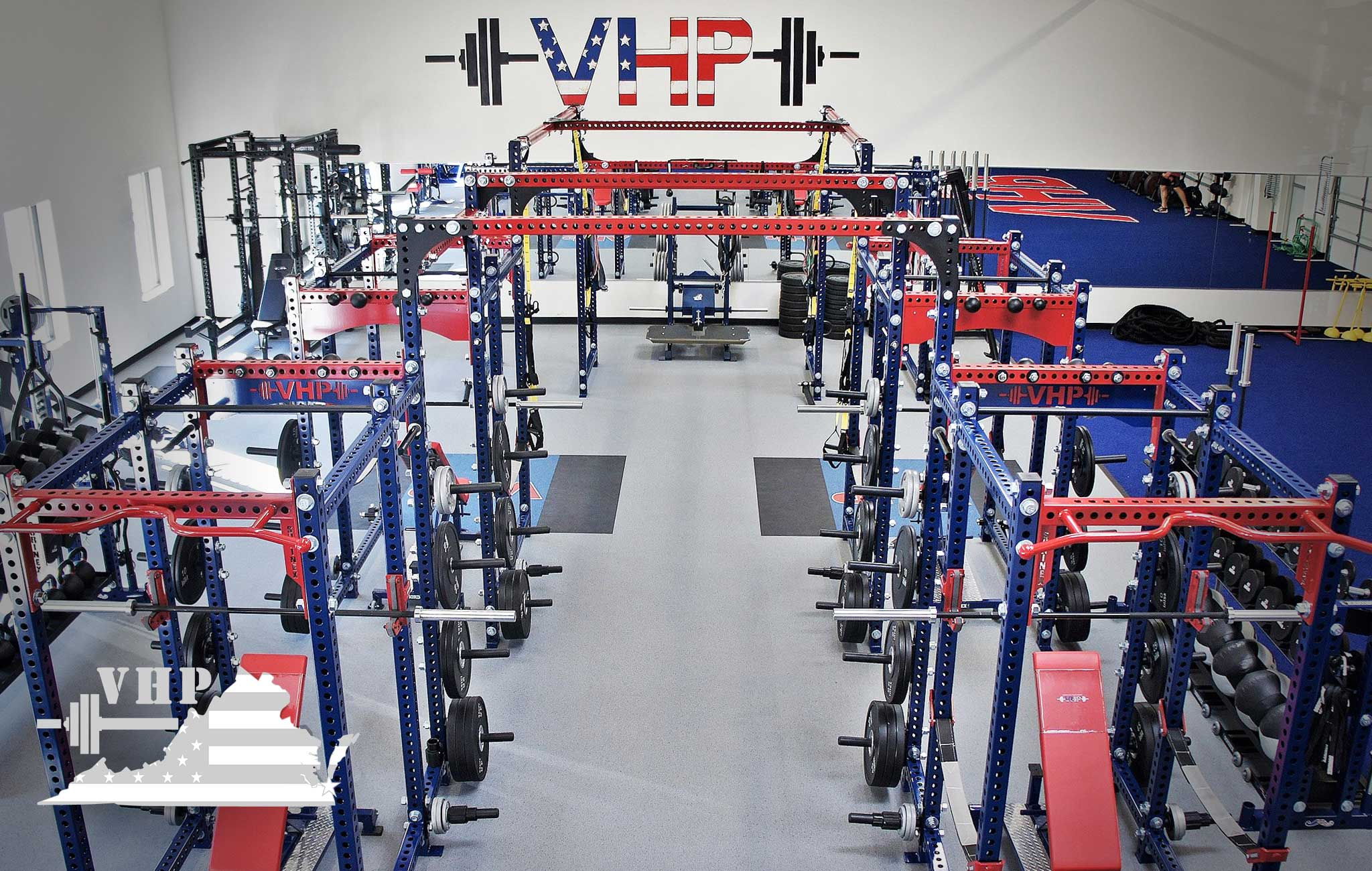 Virginia High Performance Training facility Sorinex