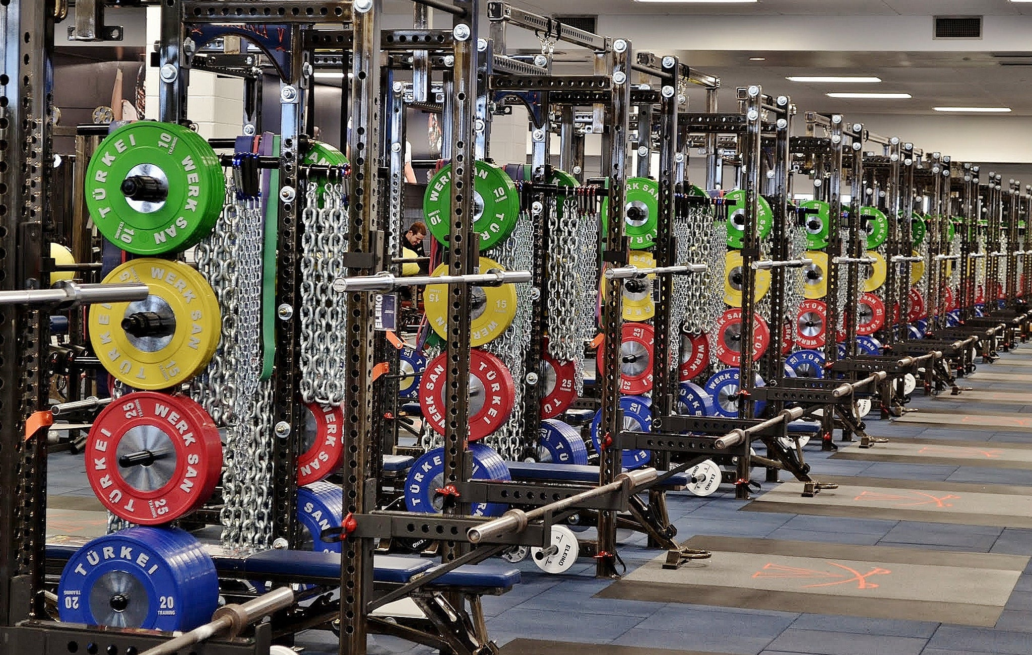 University of Virginia strength and conditioning