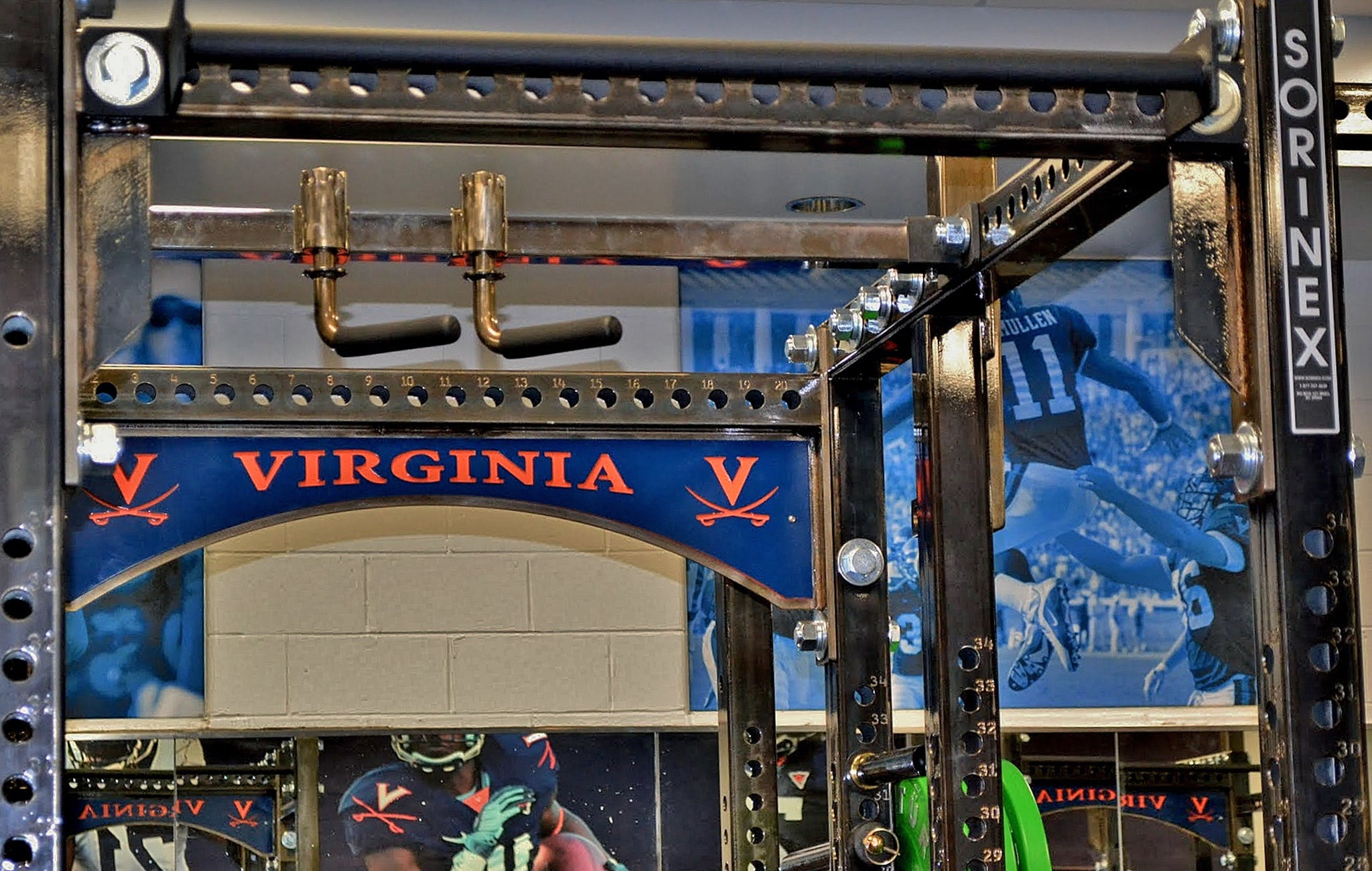 college strength and conditioning