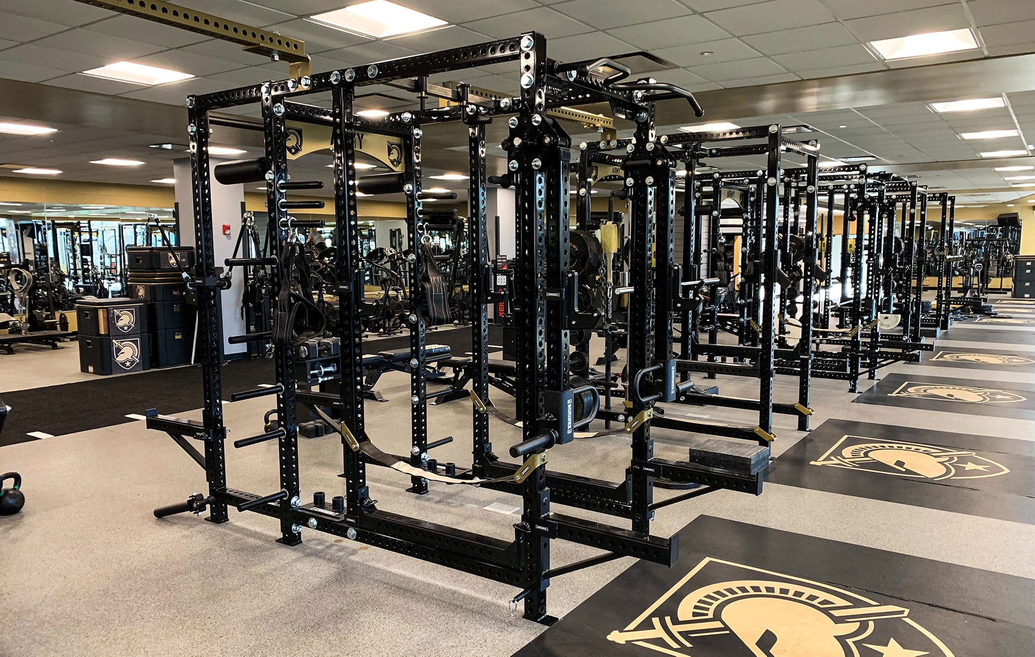 West Point strength training