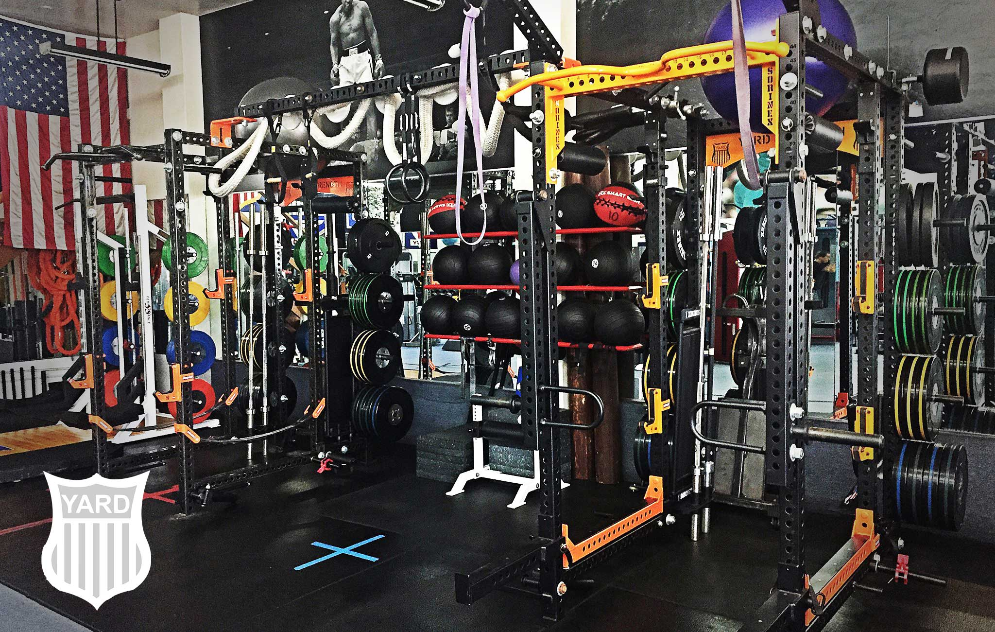 Yard Strength Training facility Sorinex